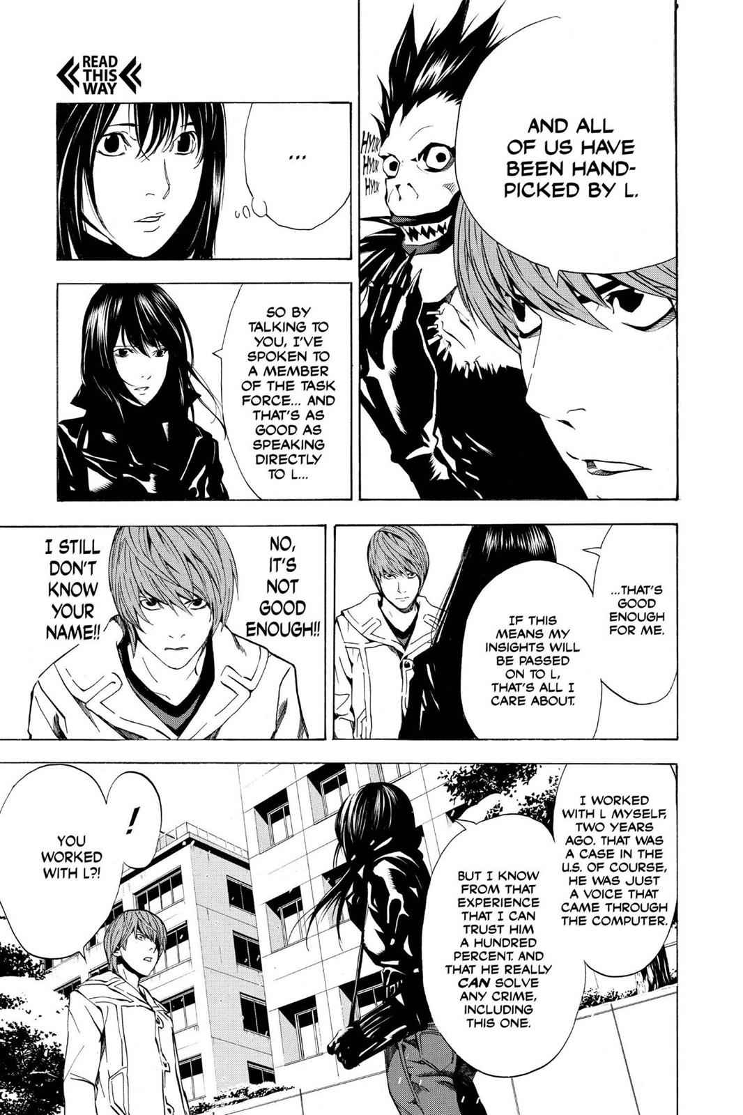 Death Note Chapter 14 Page 9