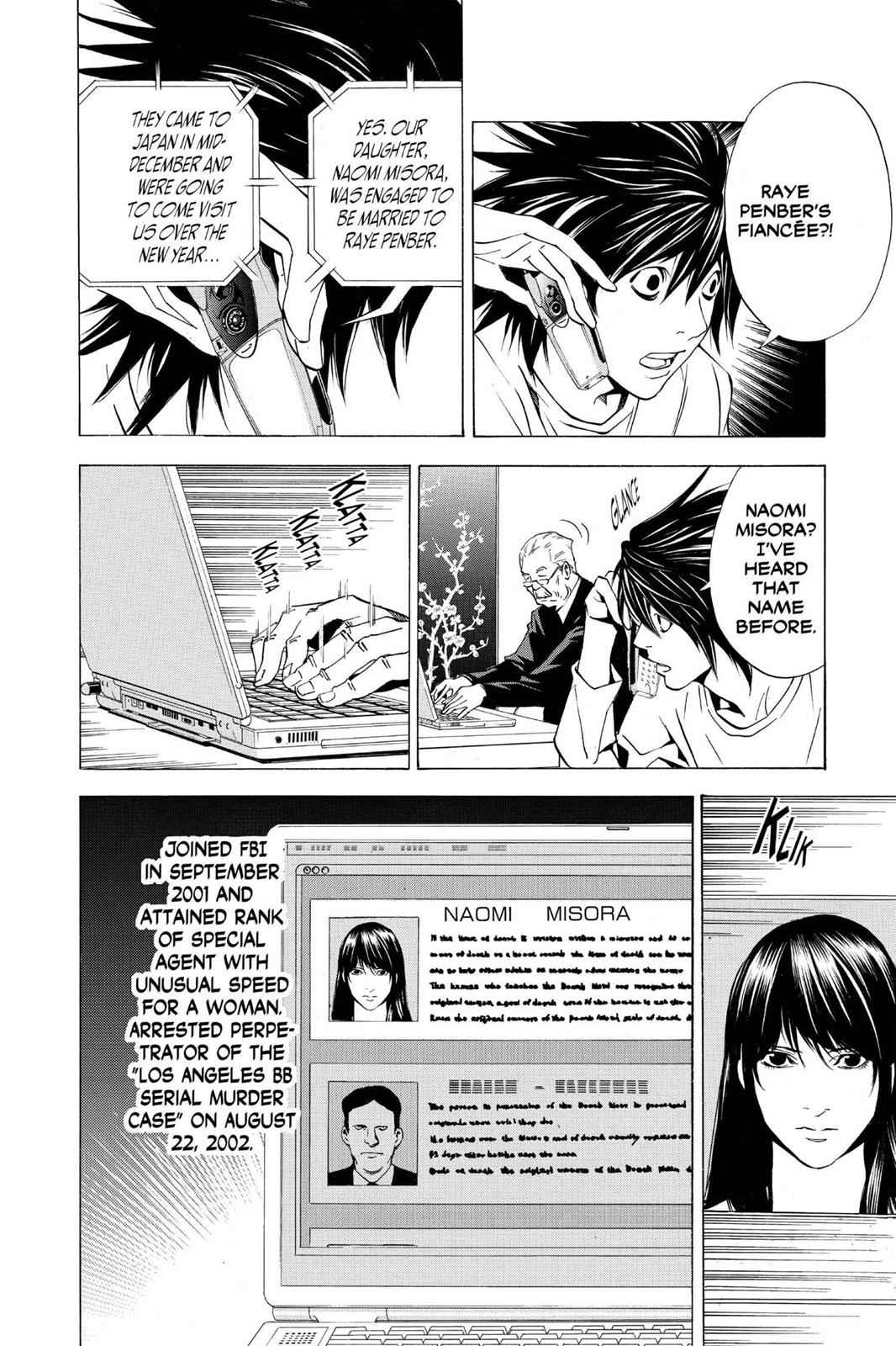 Death Note Chapter 15 Page 16