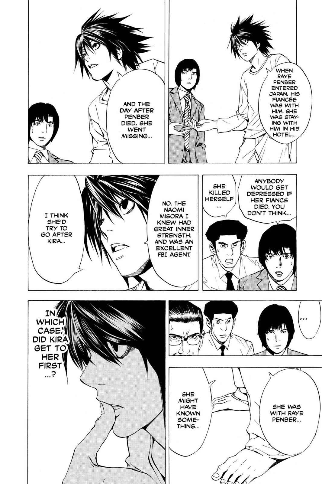 Death Note Chapter 15 Page 18
