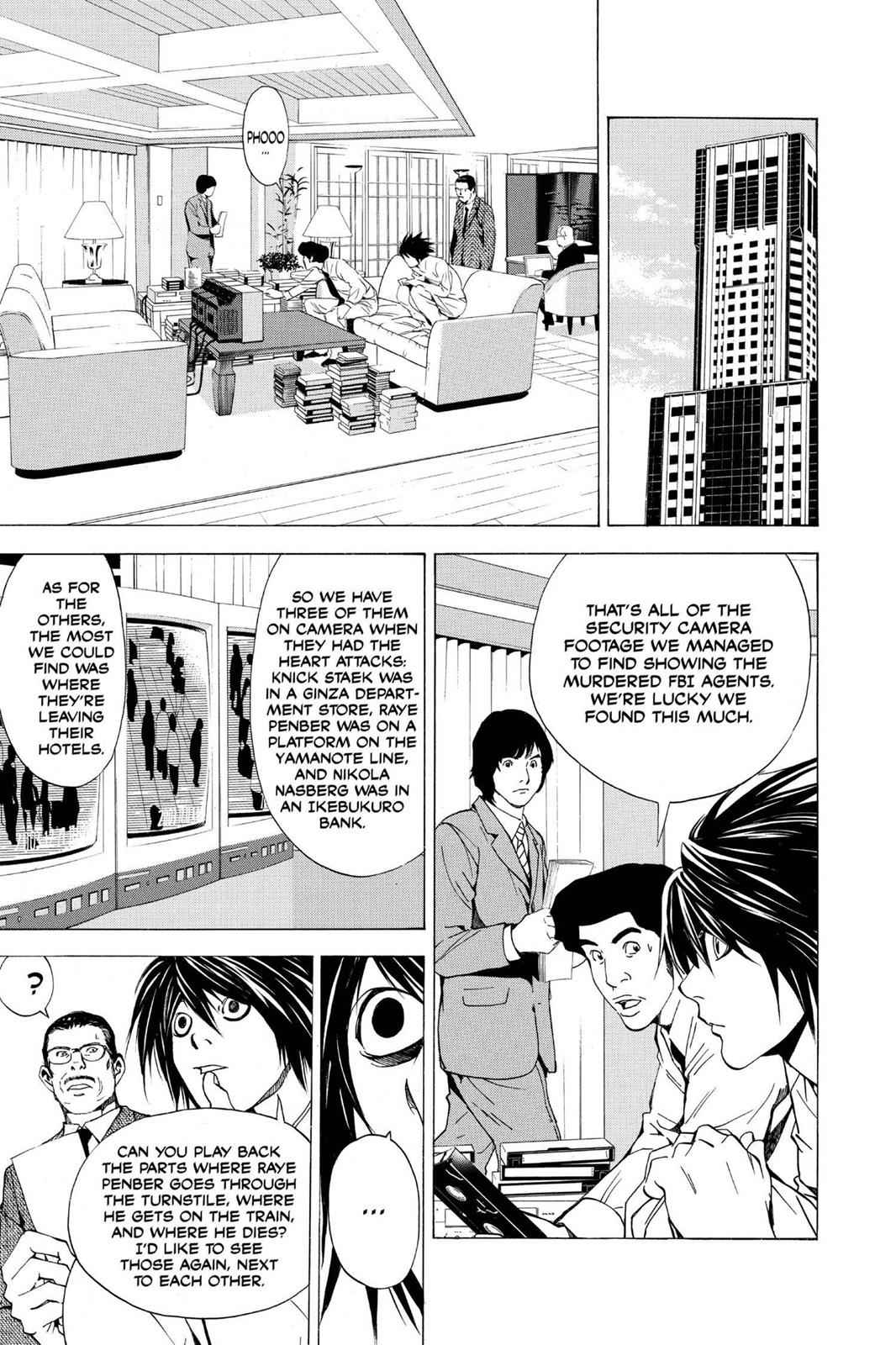 Death Note Chapter 15 Page 5