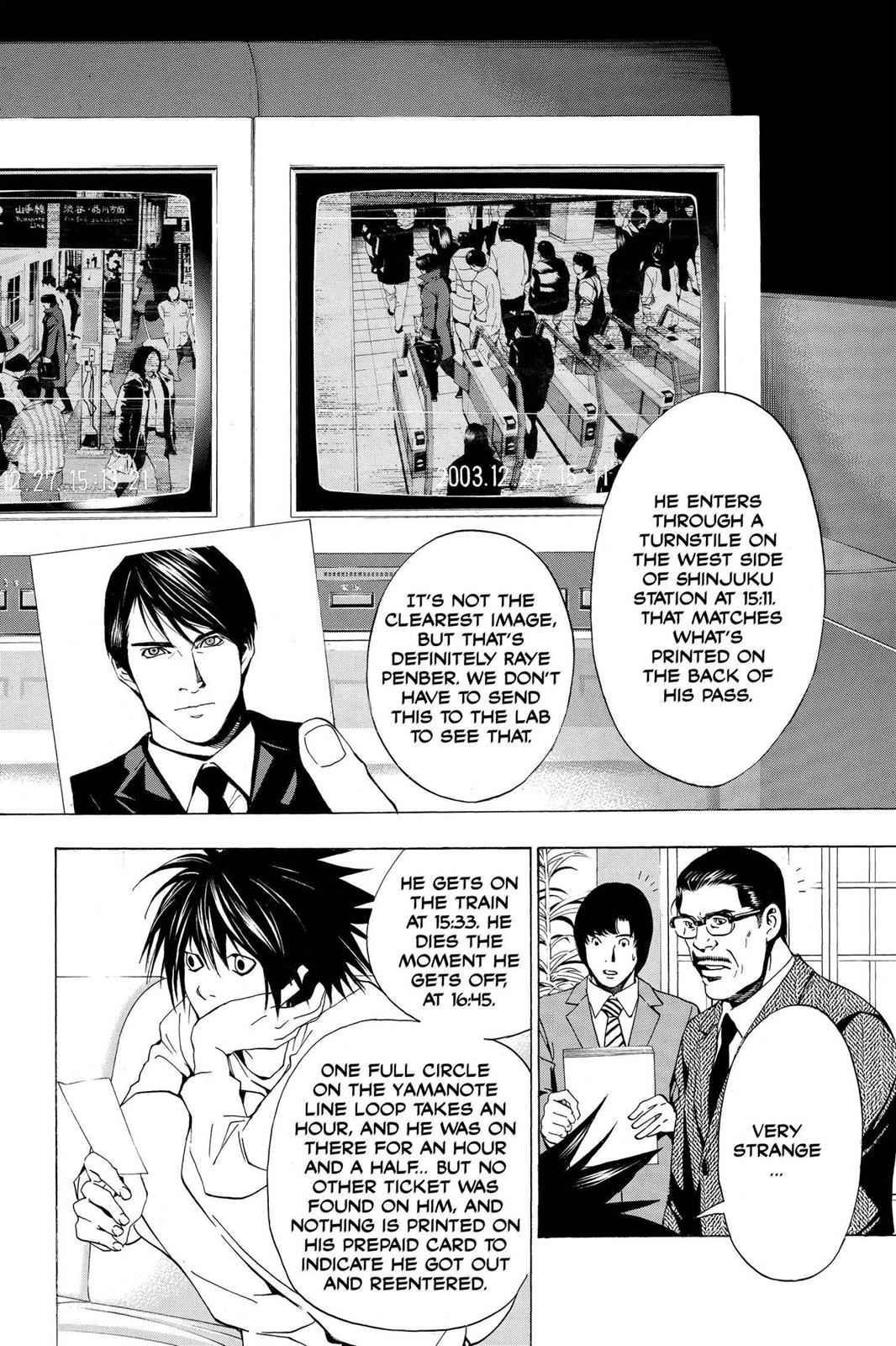 Death Note Chapter 15 Page 6