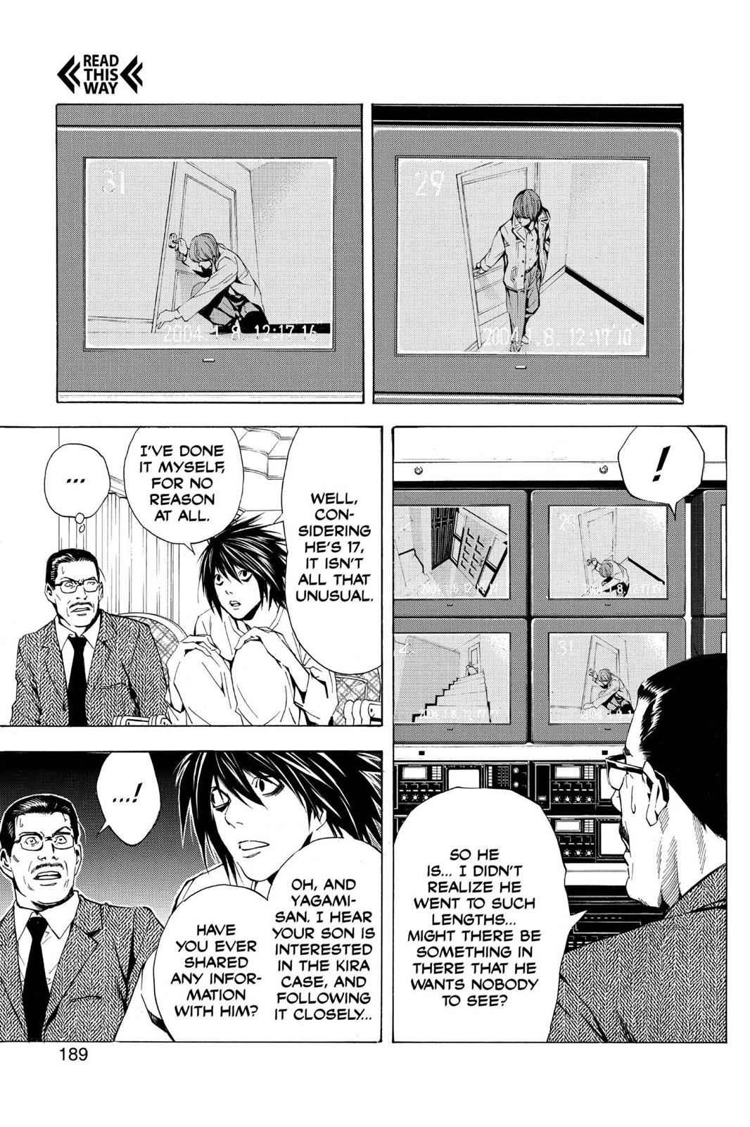 Death Note Chapter 16 Page 11