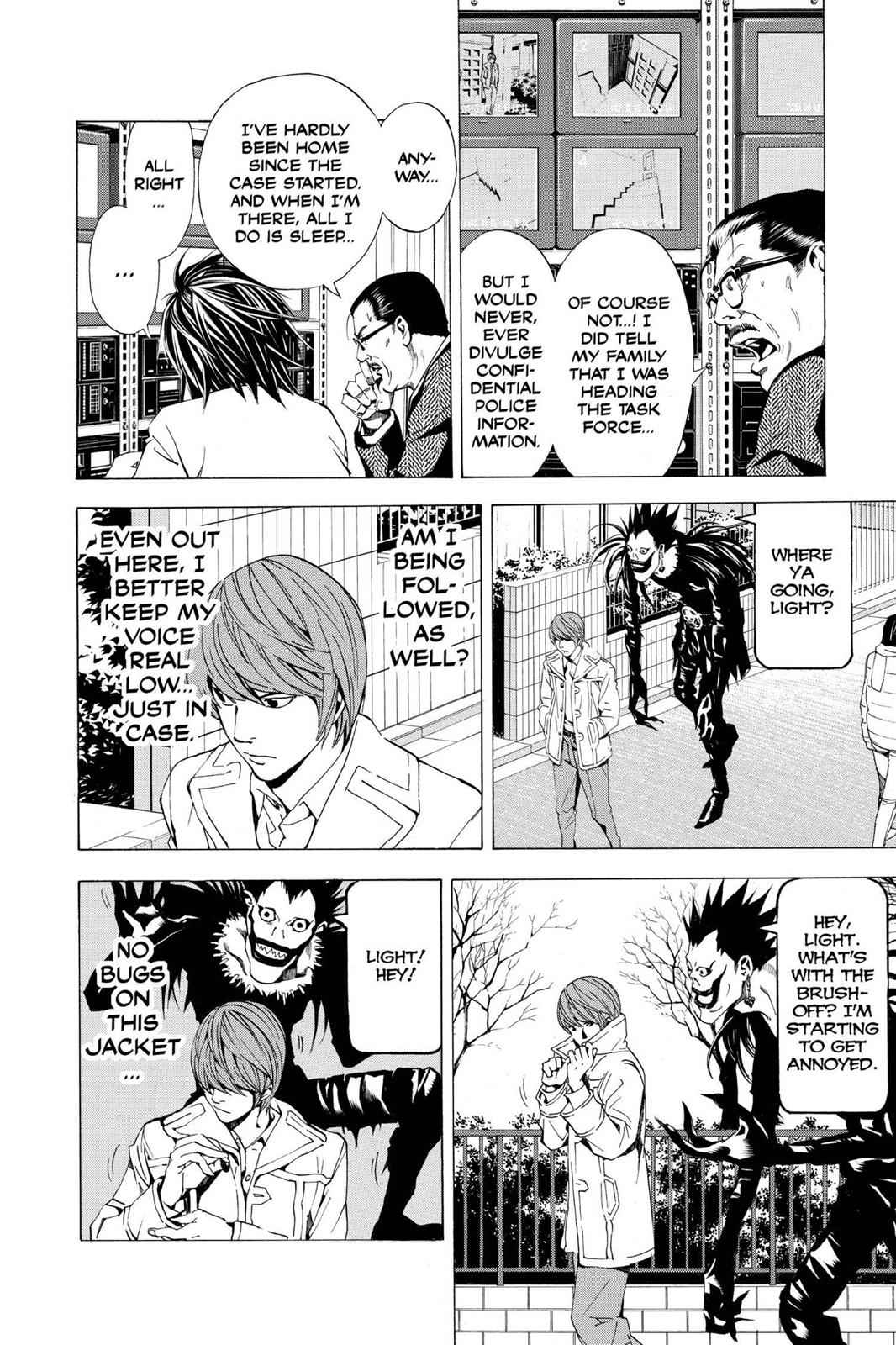 Death Note Chapter 16 Page 12
