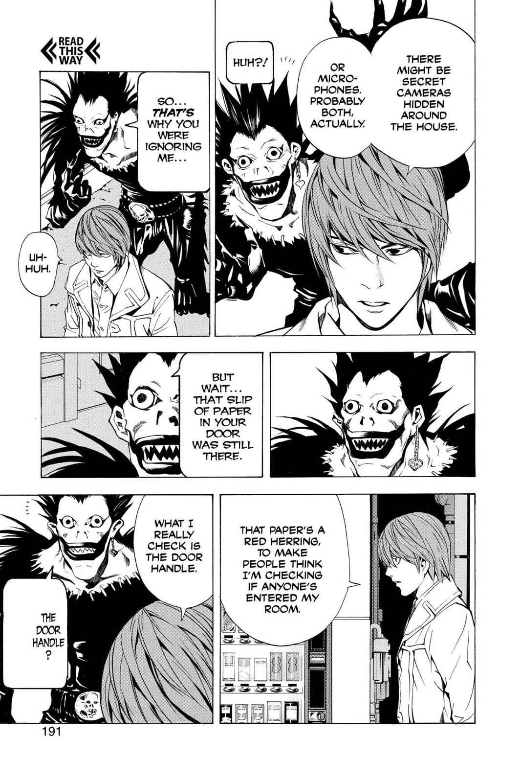 Death Note Chapter 16 Page 13