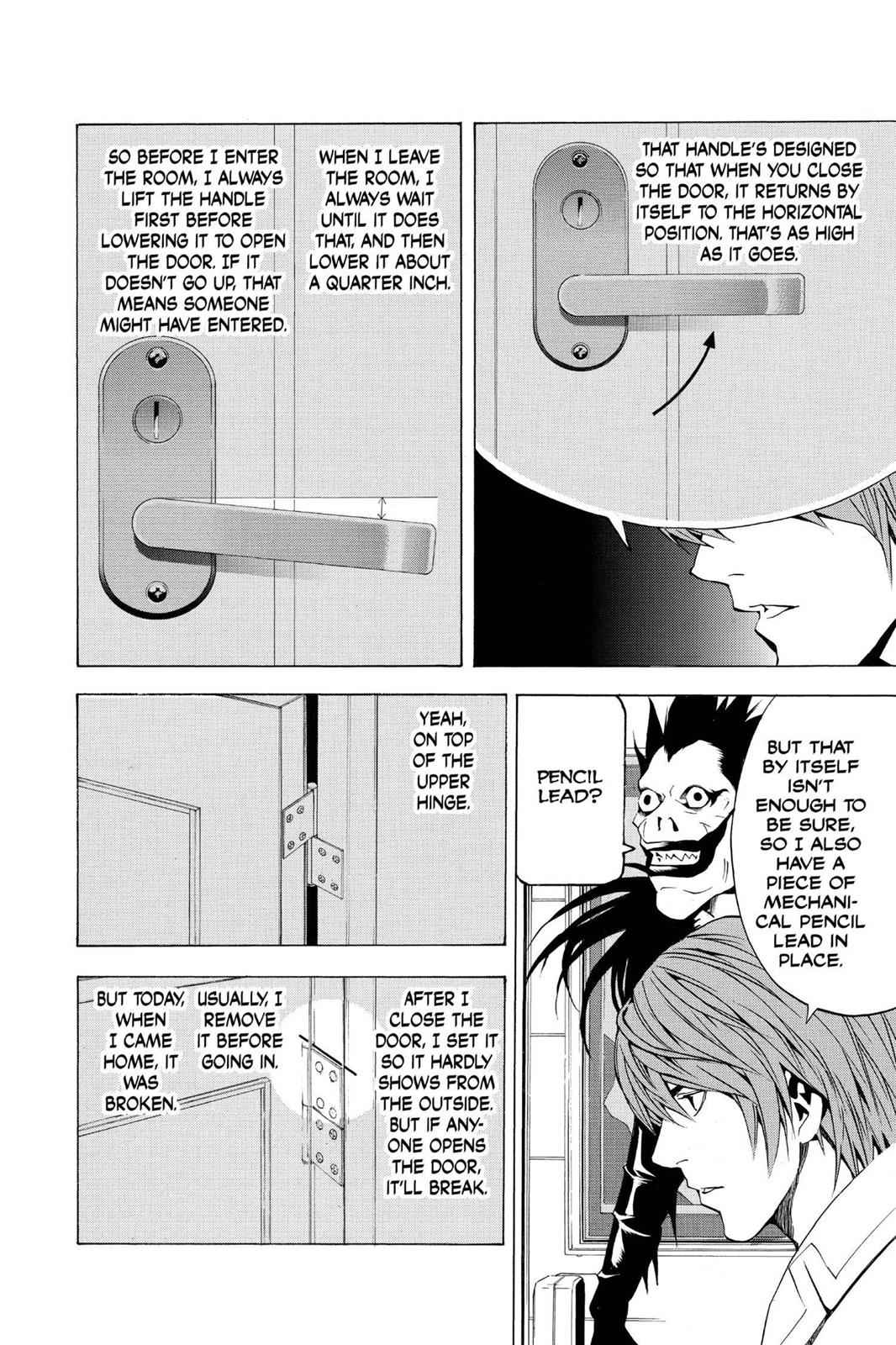Death Note Chapter 16 Page 14