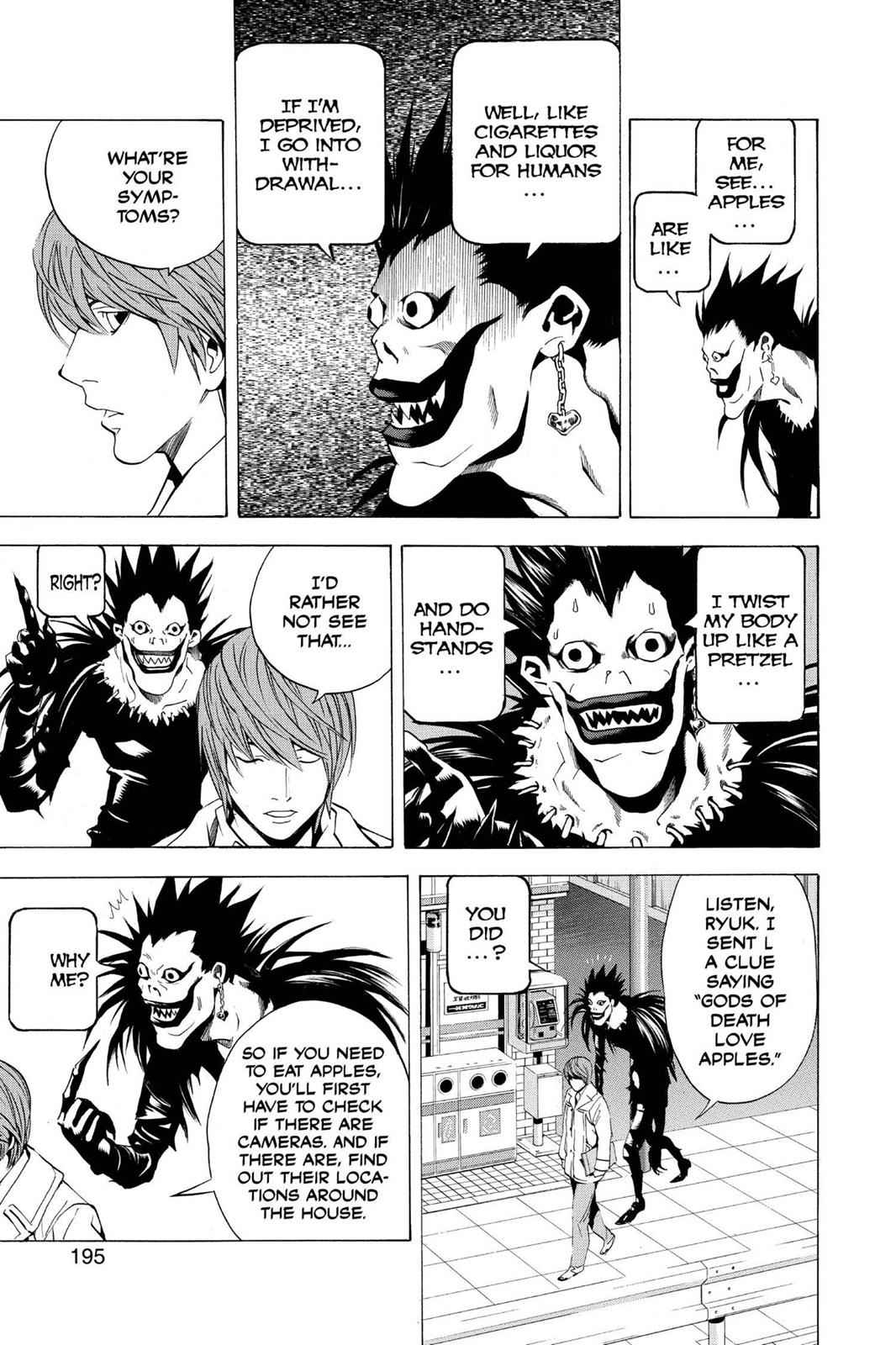 Death Note Chapter 16 Page 17