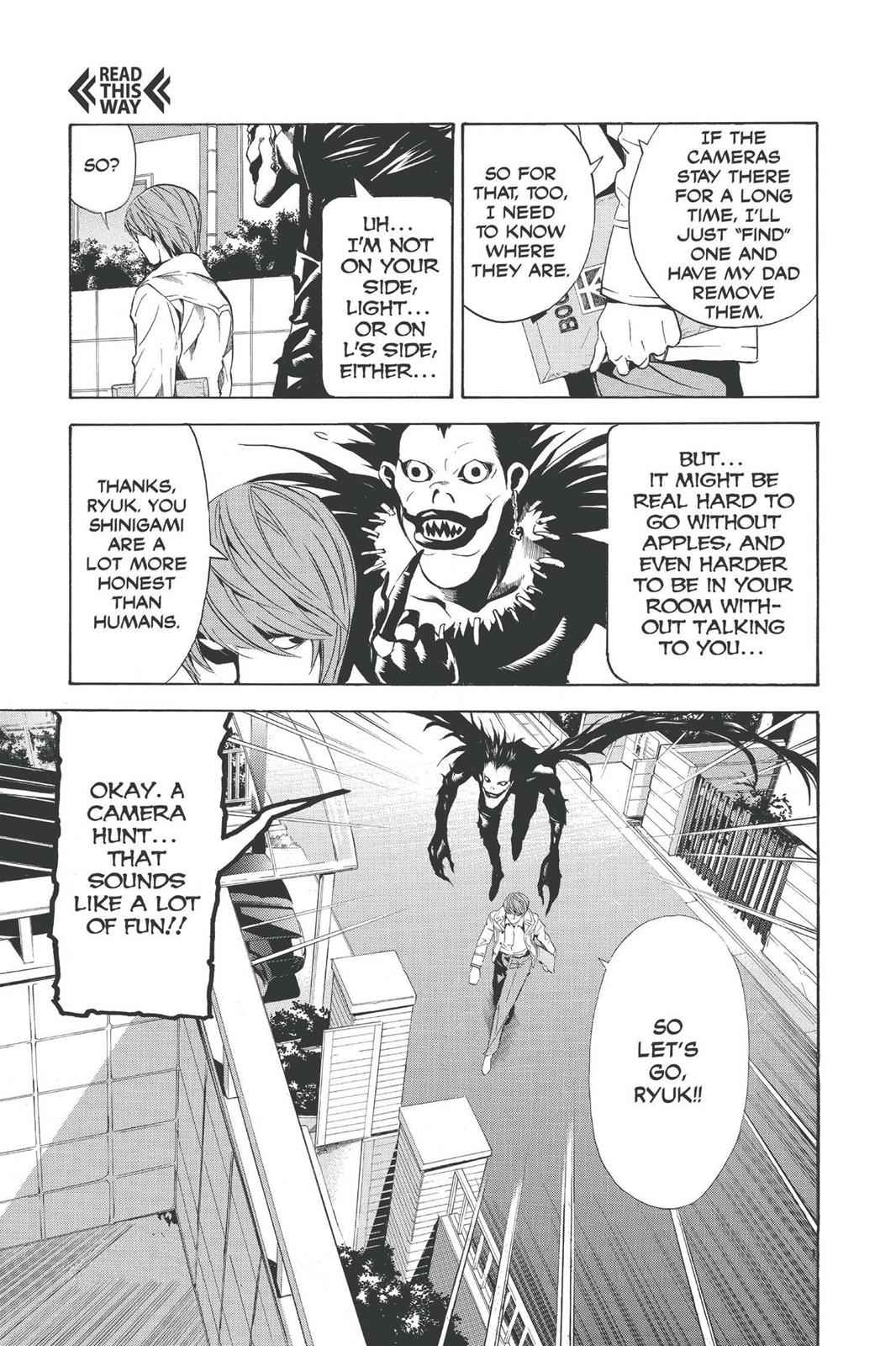 Death Note Chapter 16 Page 19
