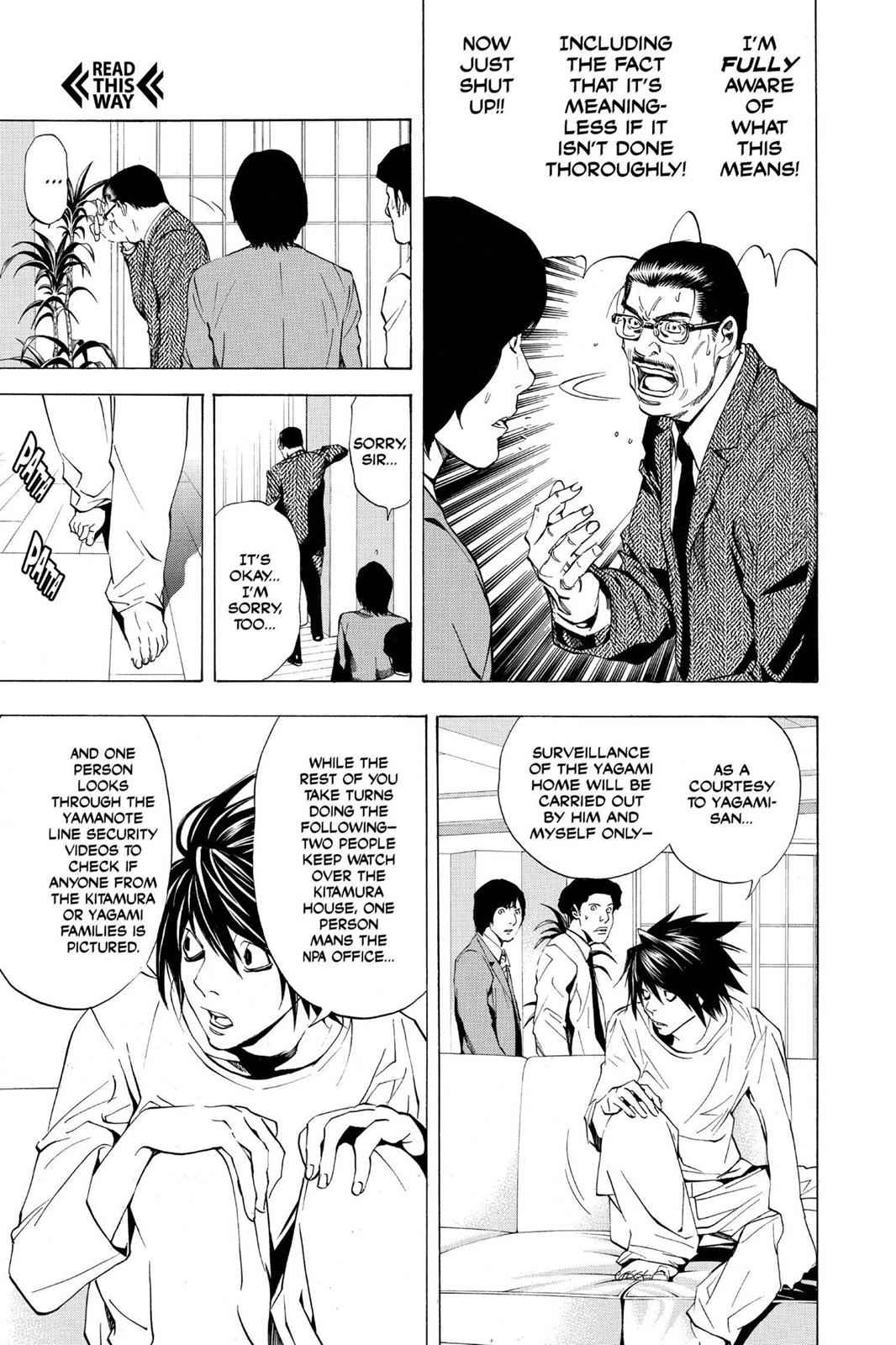 Death Note Chapter 16 Page 5