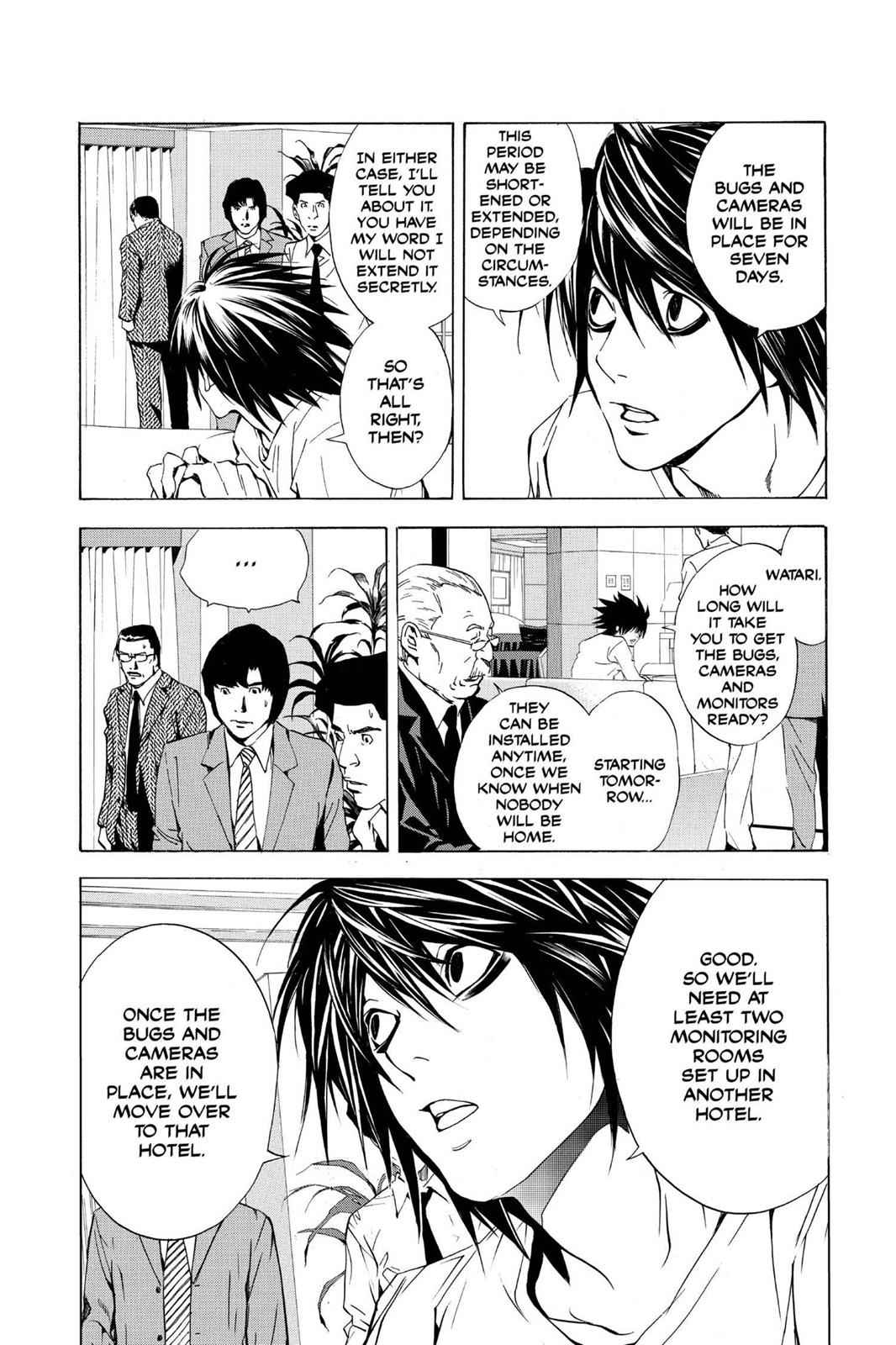 Death Note Chapter 16 Page 6