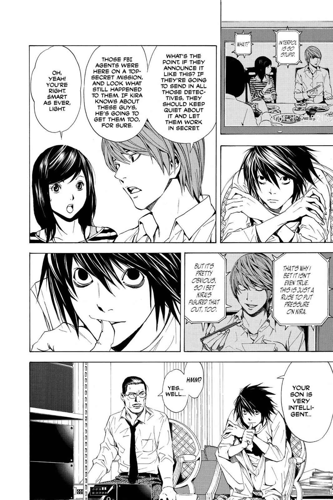 Death Note Chapter 17 Page 17