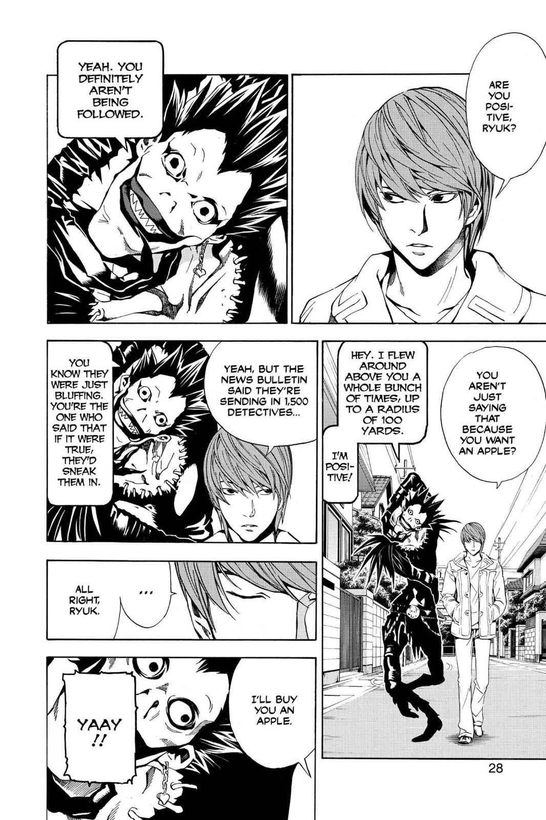 Death Note Chapter 18 Page 2