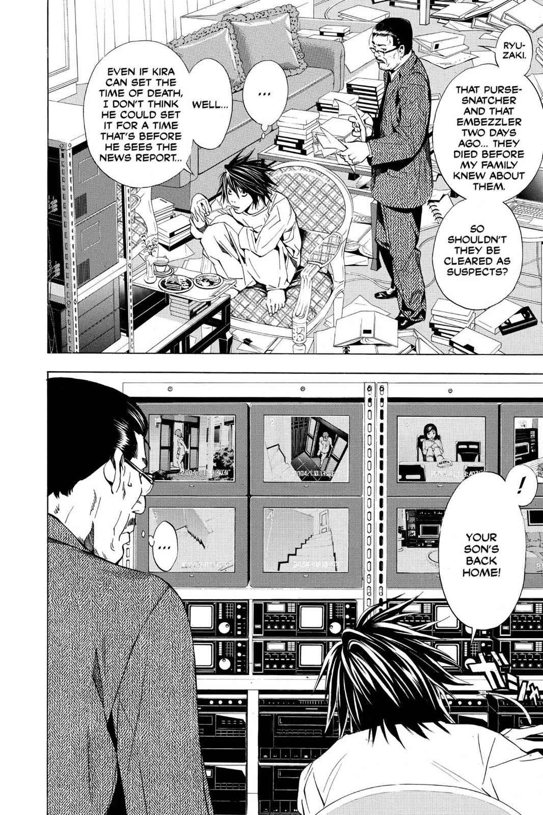 Death Note Chapter 18 Page 4