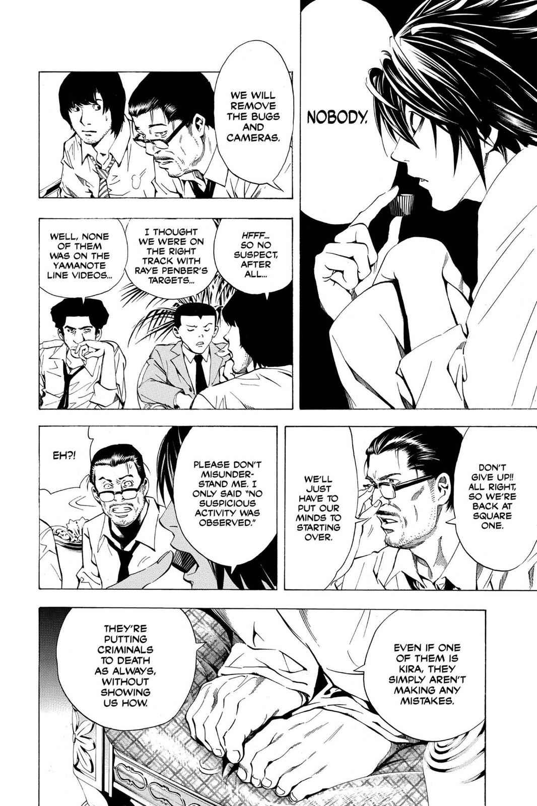 Death Note Chapter 18 Page 8
