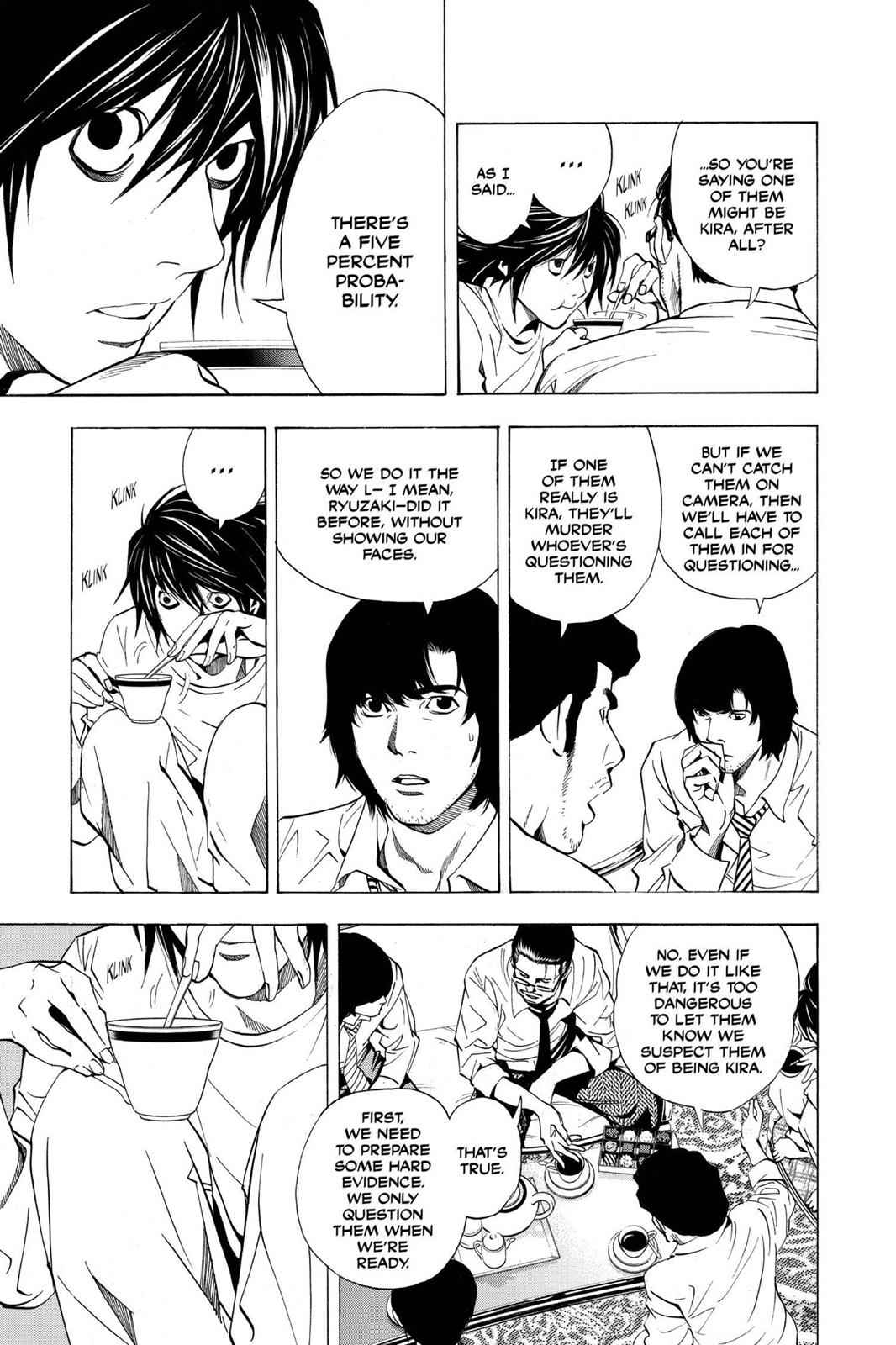 Death Note Chapter 18 Page 9
