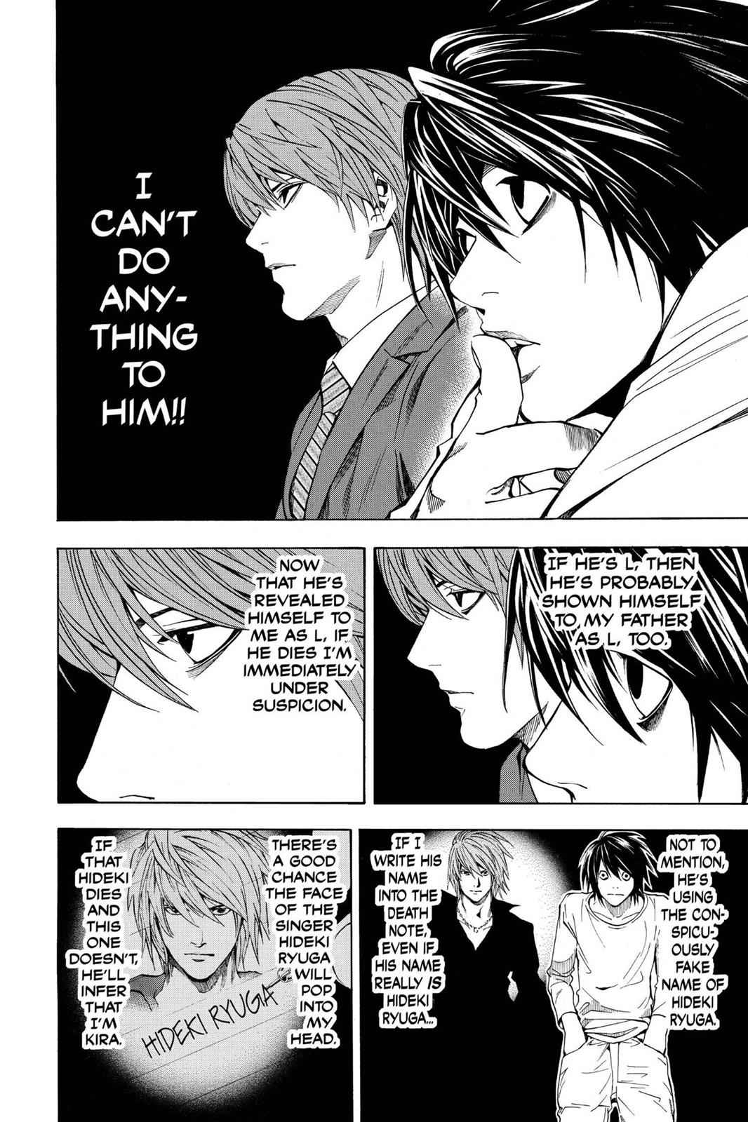Death Note Chapter 19 Page 10