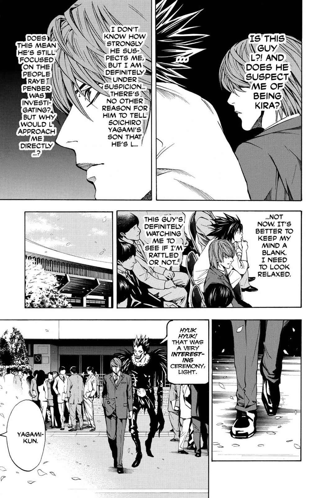 Death Note Chapter 19 Page 11