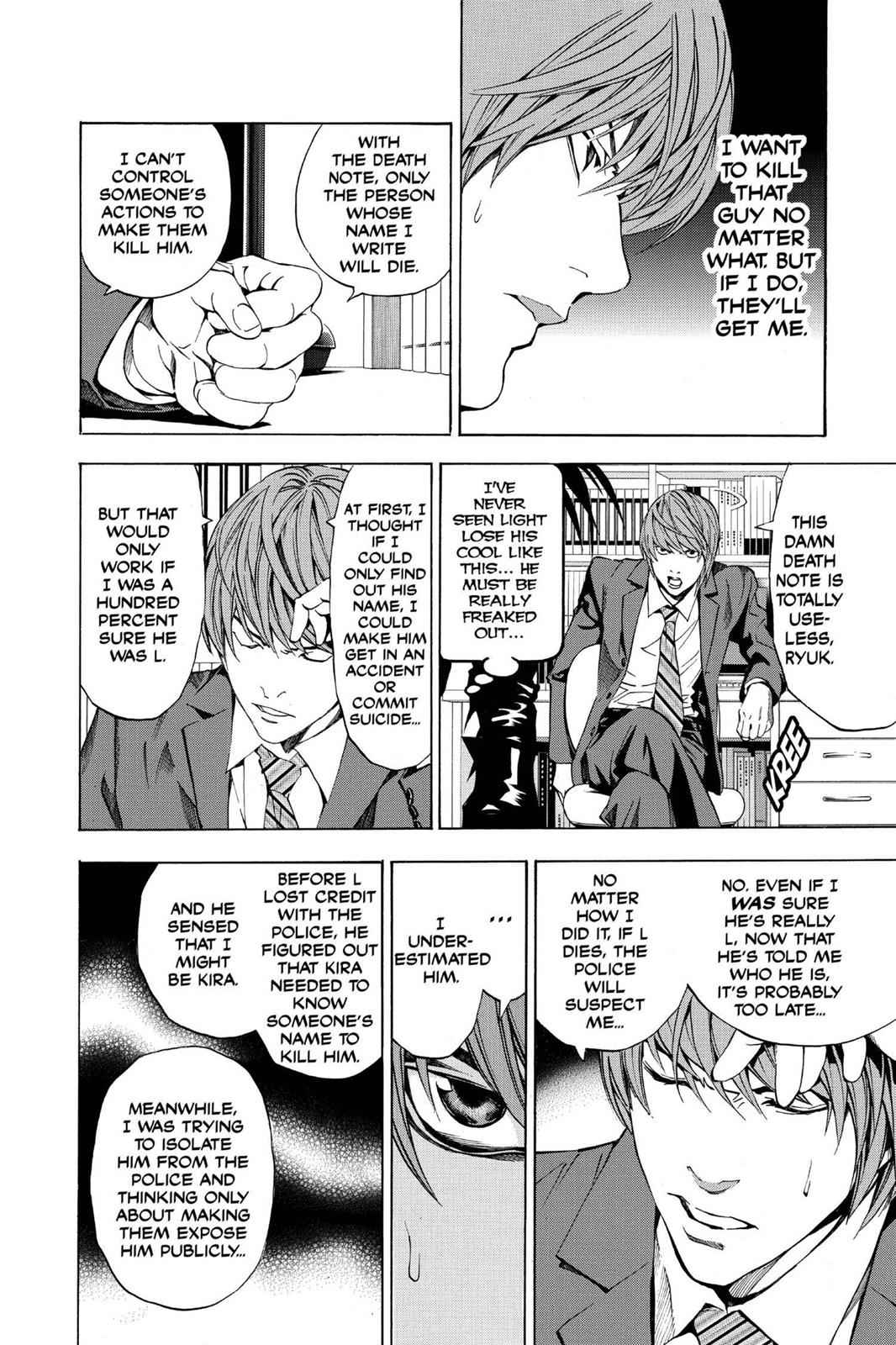 Death Note Chapter 19 Page 16