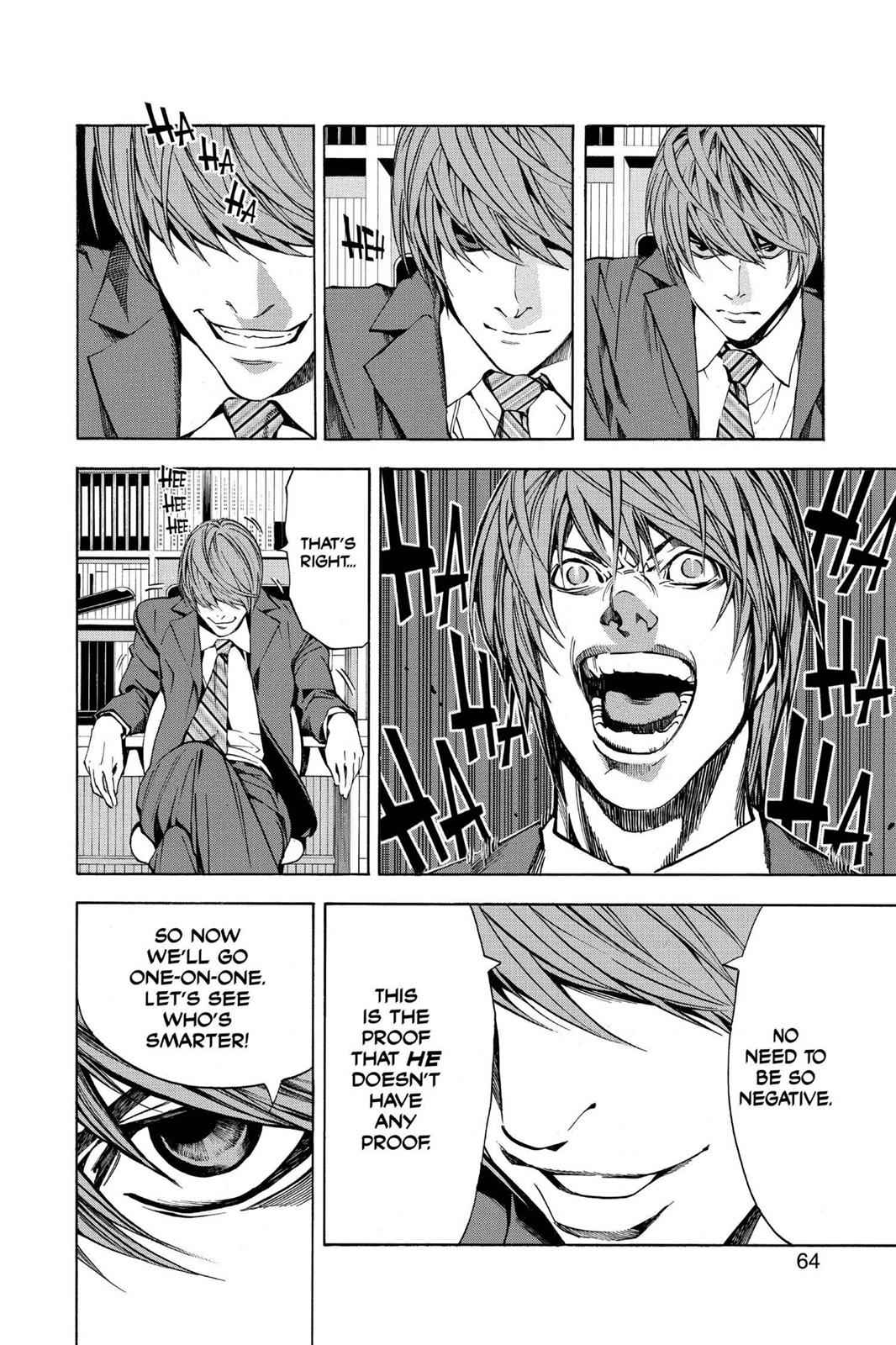 Death Note Chapter 19 Page 18