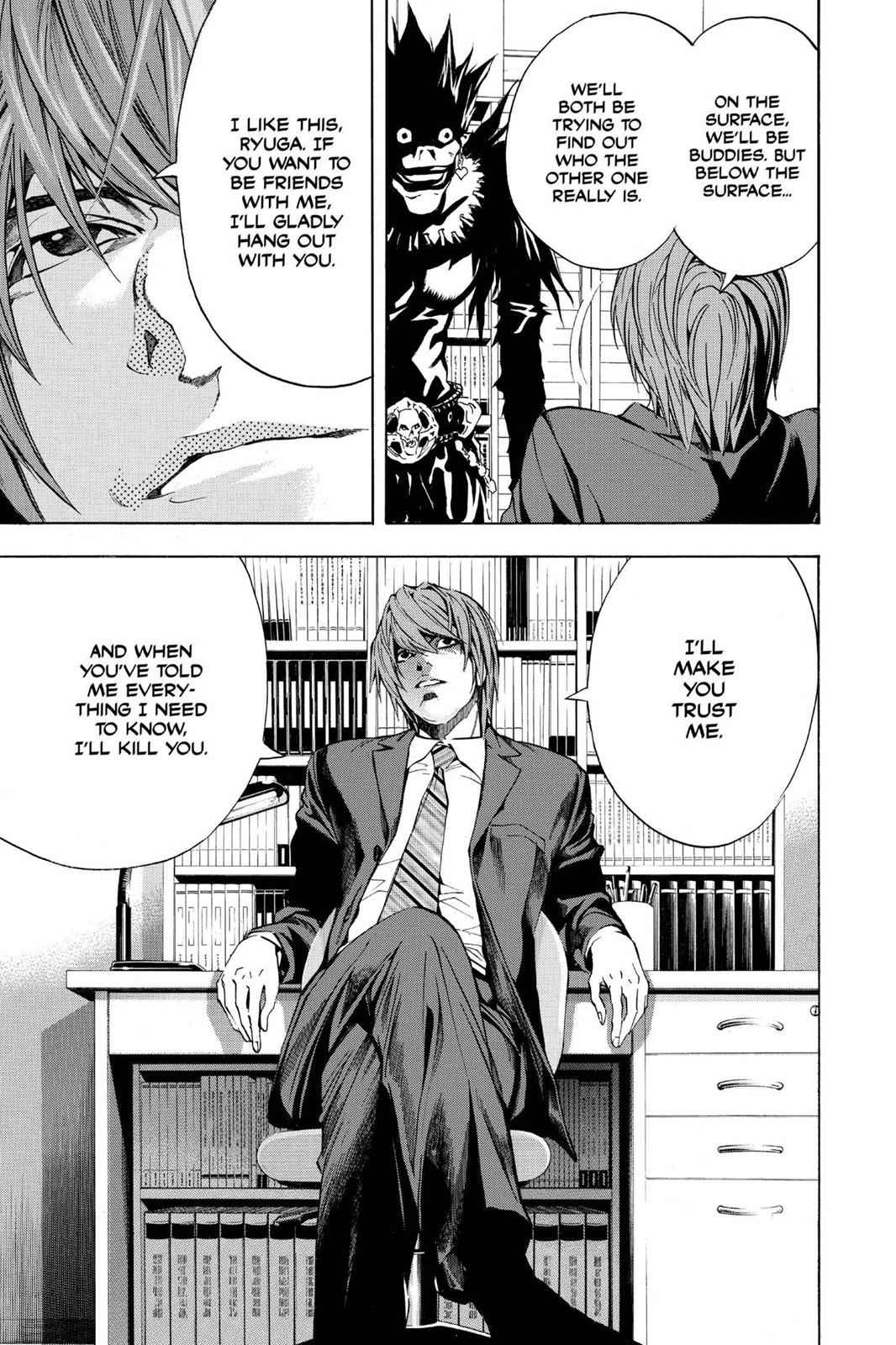 Death Note Chapter 19 Page 19