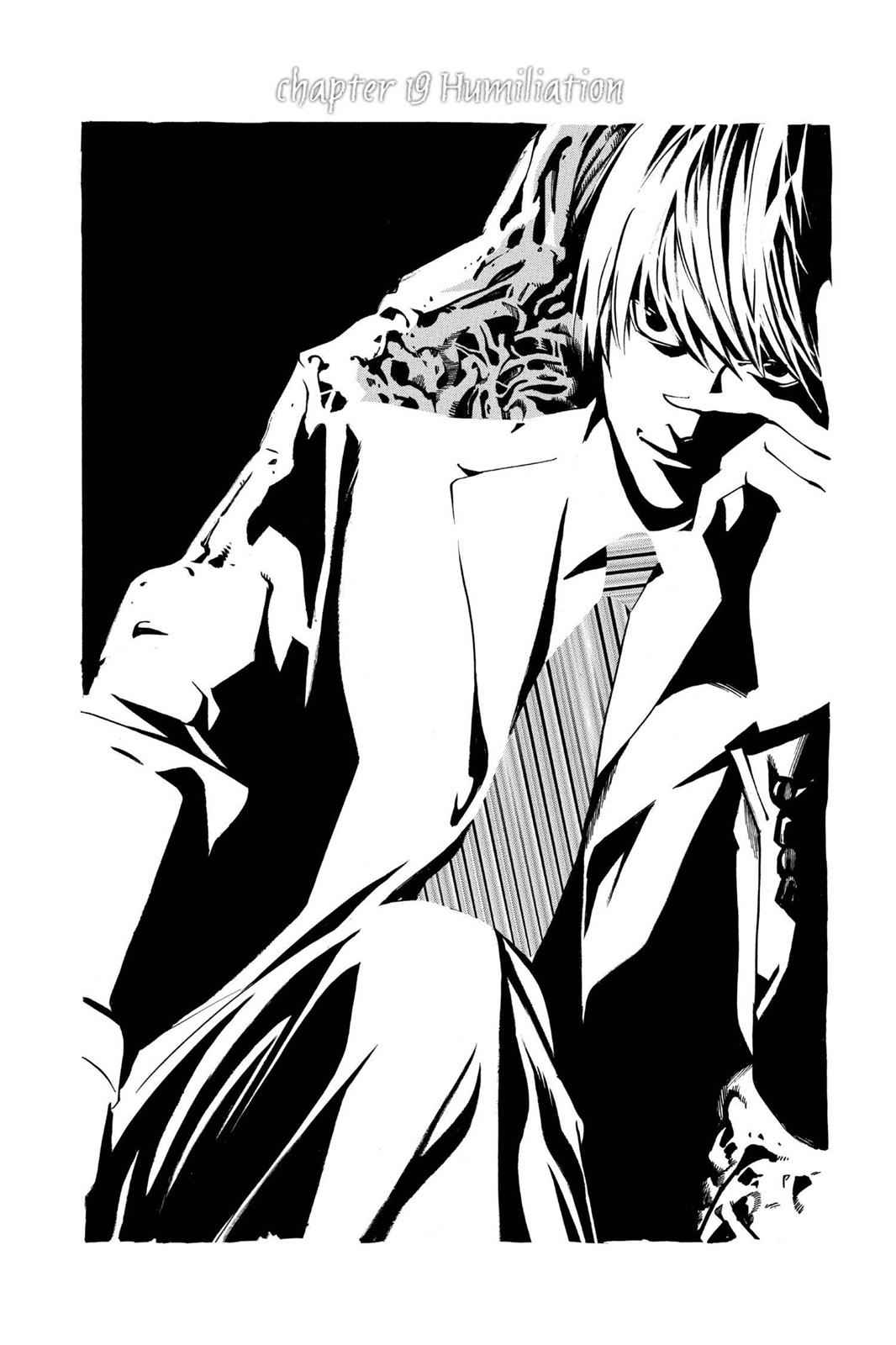 Death Note Chapter 19 Page 2