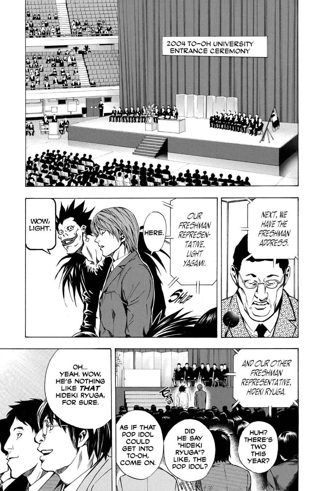 Death Note Chapter 19 Page 3