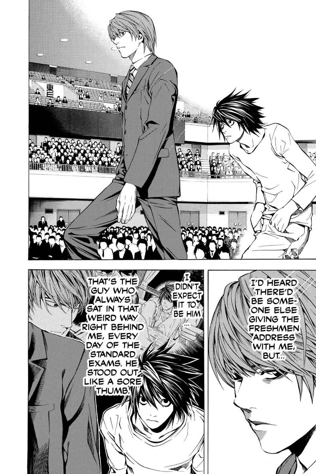 Death Note Chapter 19 Page 4