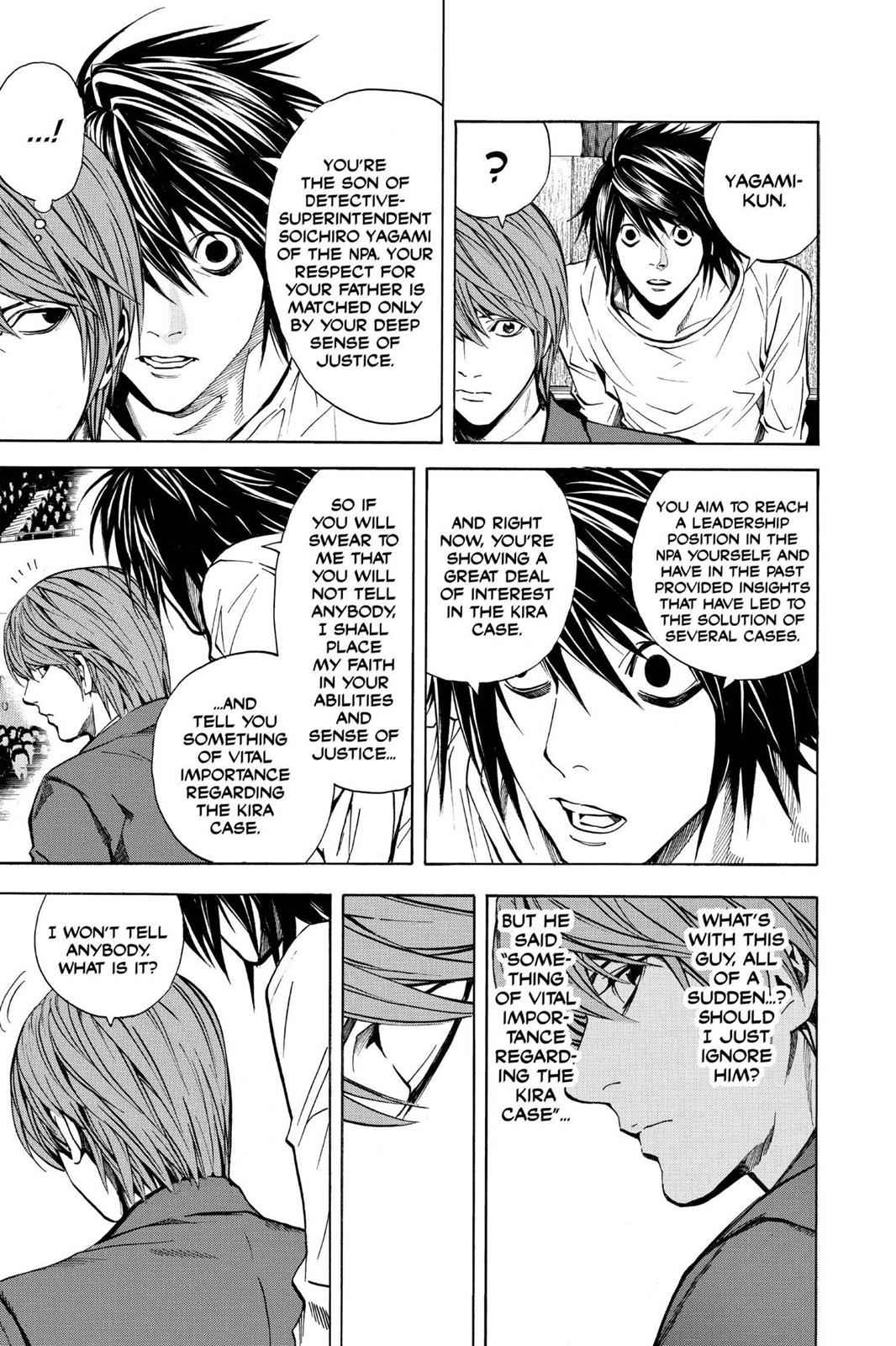 Death Note Chapter 19 Page 7