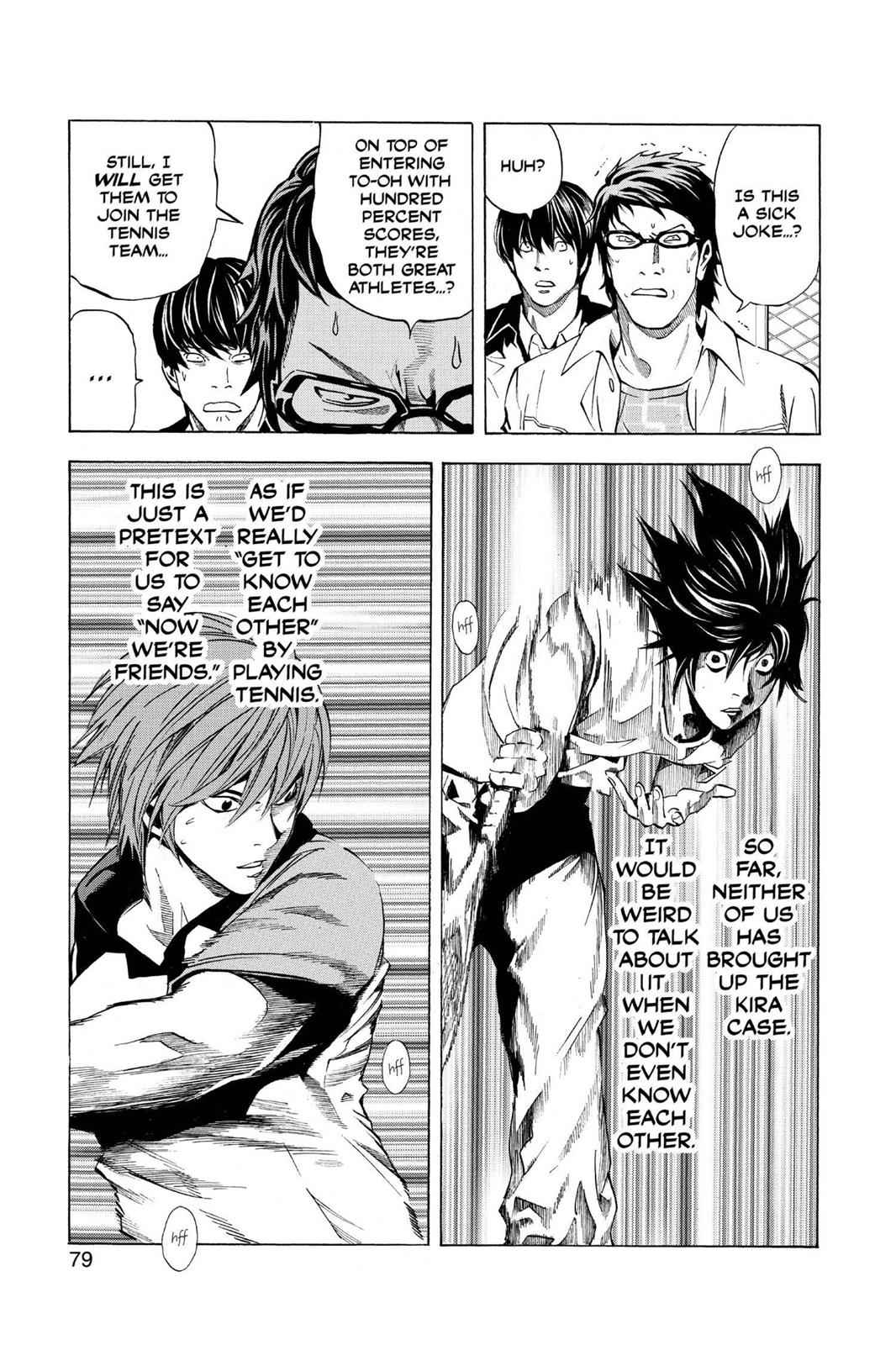 Death Note Chapter 20 Page 13