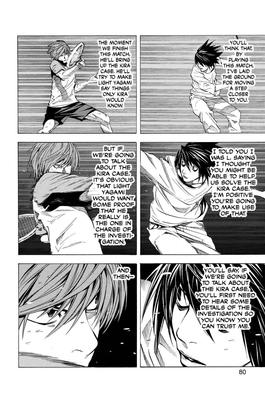 Death Note Chapter 20 Page 14