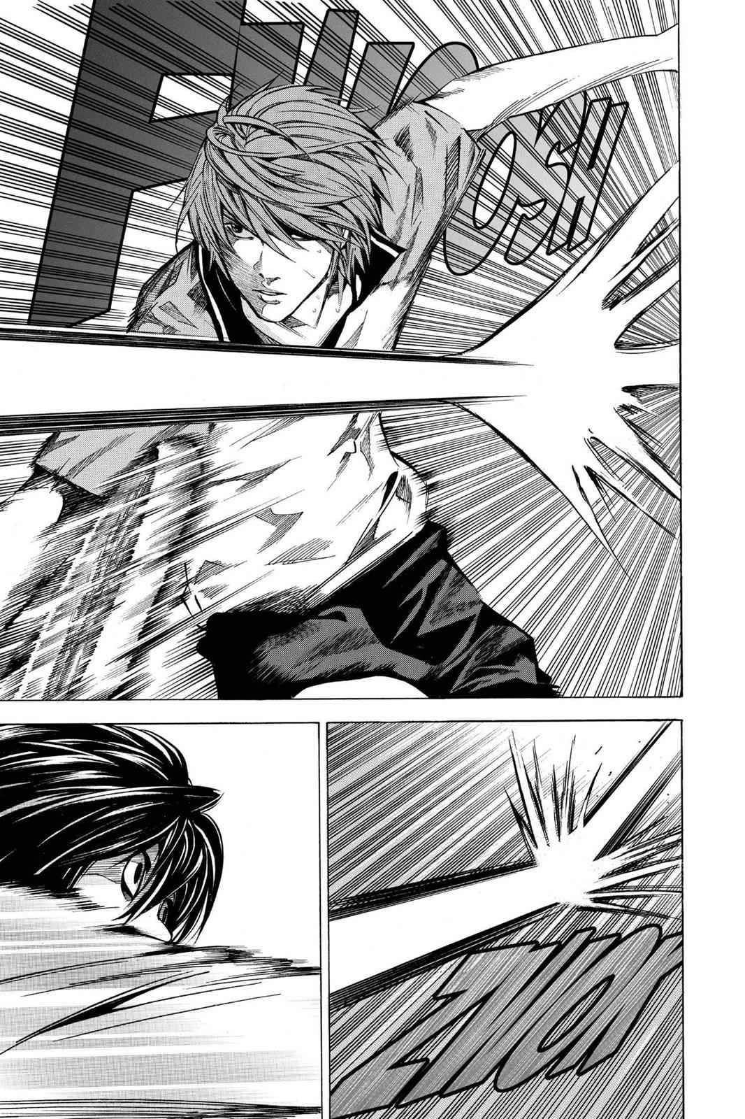 Death Note Chapter 20 Page 17