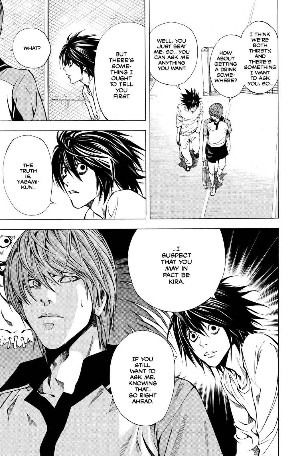 Death Note Chapter 20 Page 19