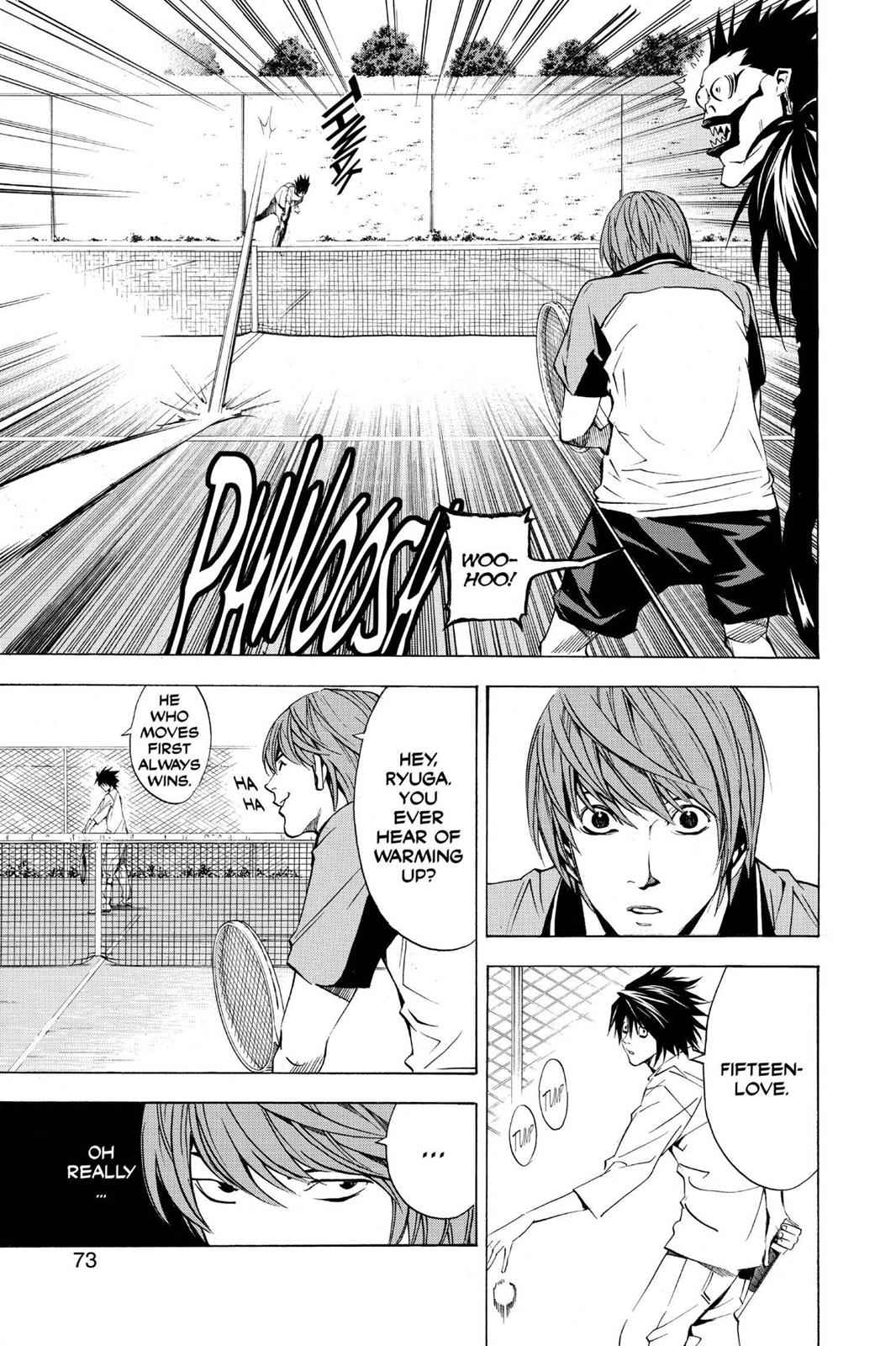 Death Note Chapter 20 Page 7