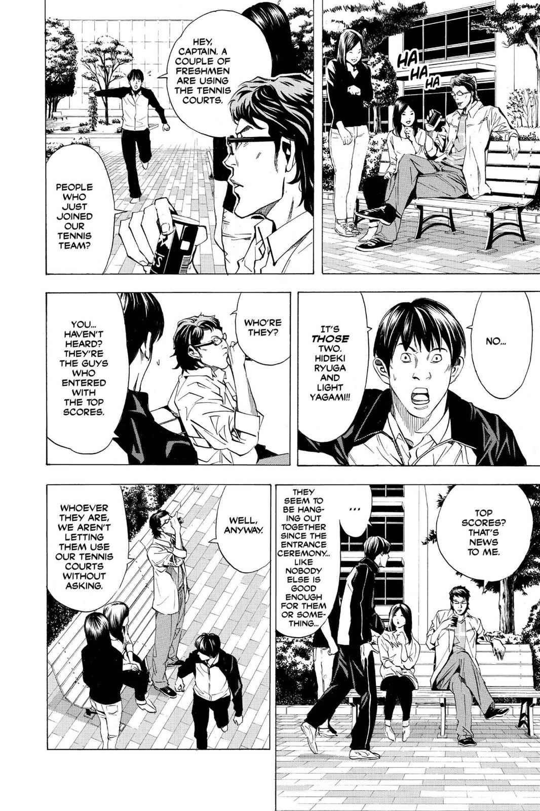 Death Note Chapter 20 Page 8
