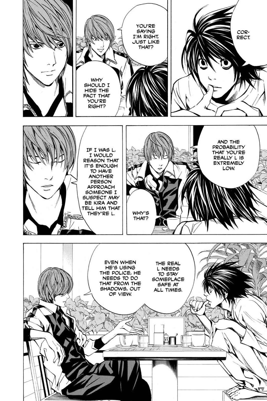Death Note Chapter 21 Page 10