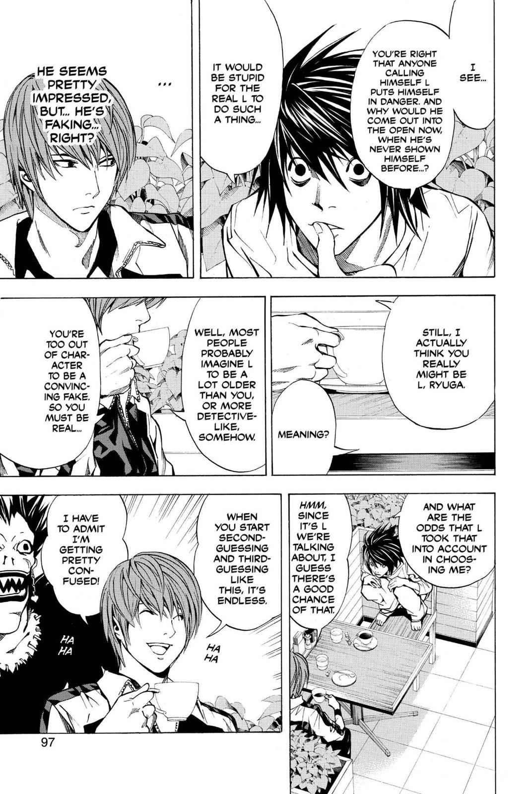 Death Note Chapter 21 Page 11