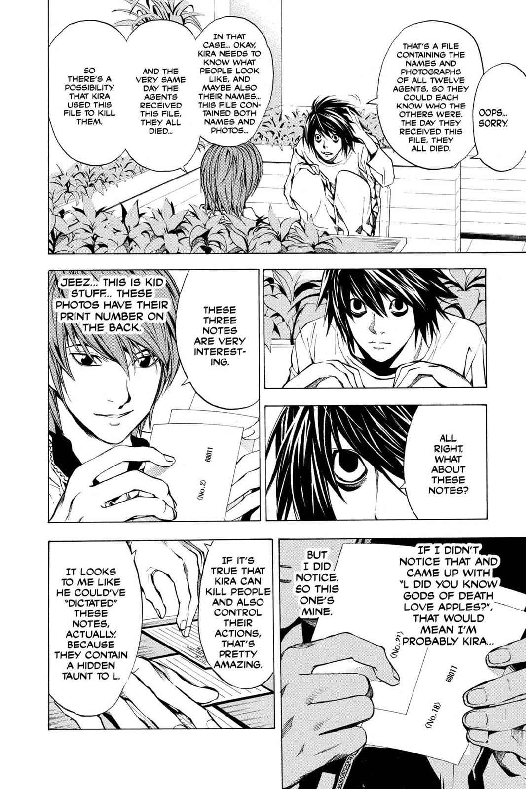 Death Note Chapter 21 Page 14