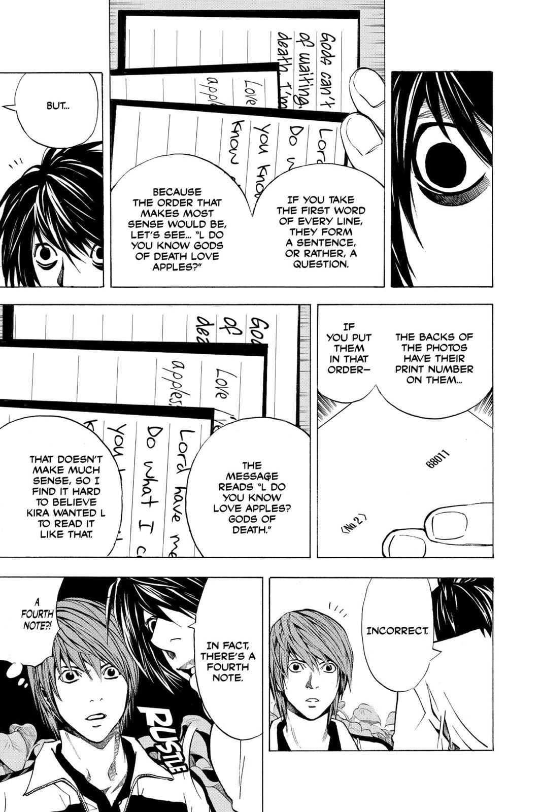 Death Note Chapter 21 Page 15