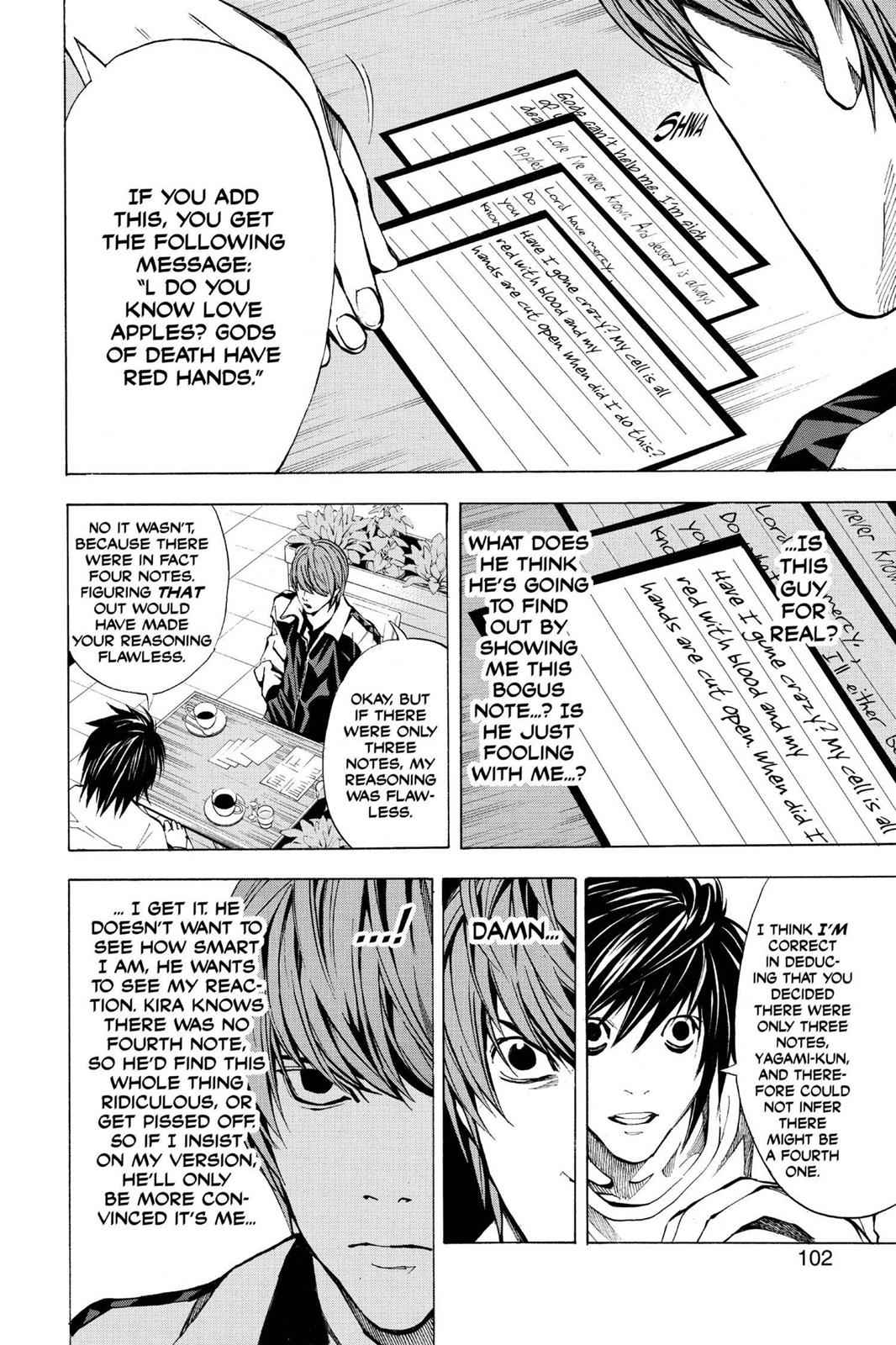Death Note Chapter 21 Page 16