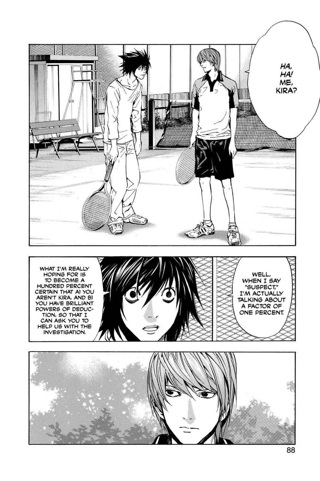 Death Note Chapter 21 Page 2