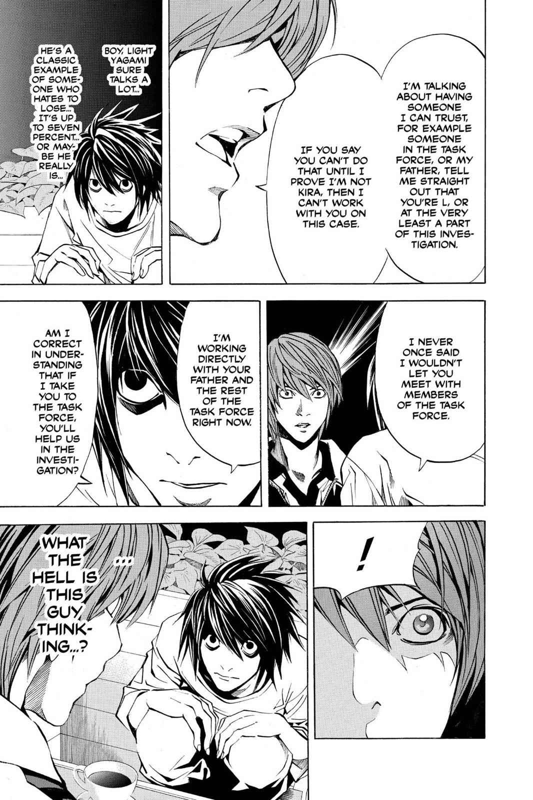 Death Note Chapter 21 Page 21
