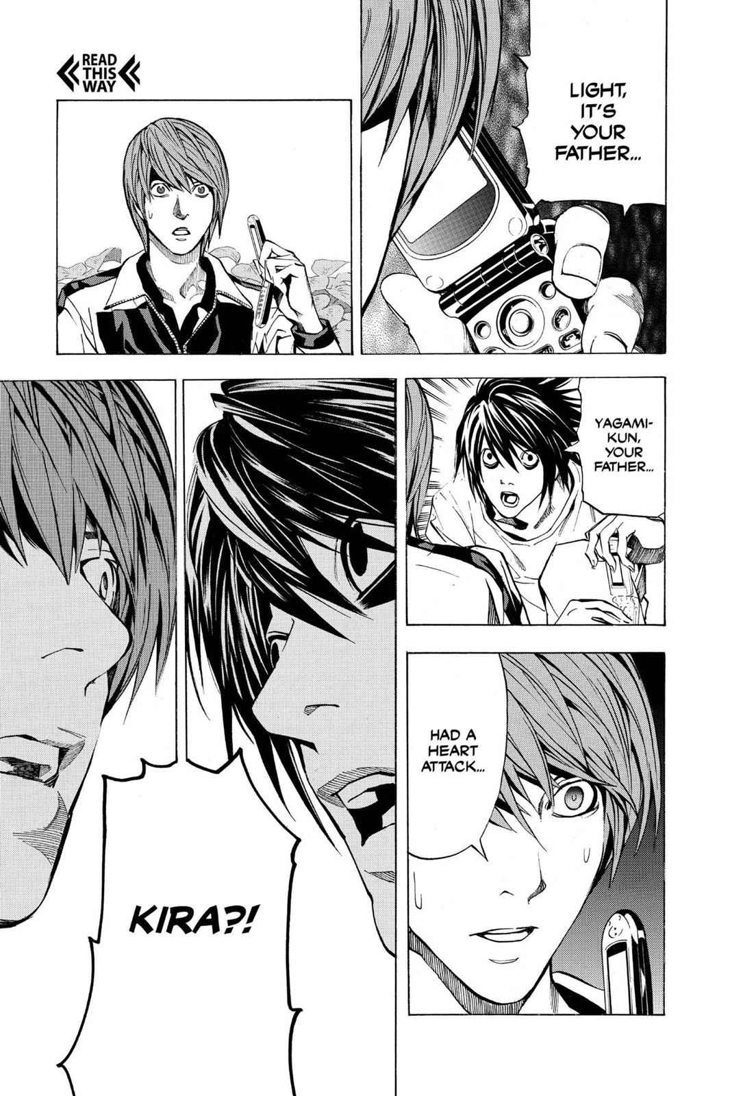 Death Note Chapter 21 Page 23