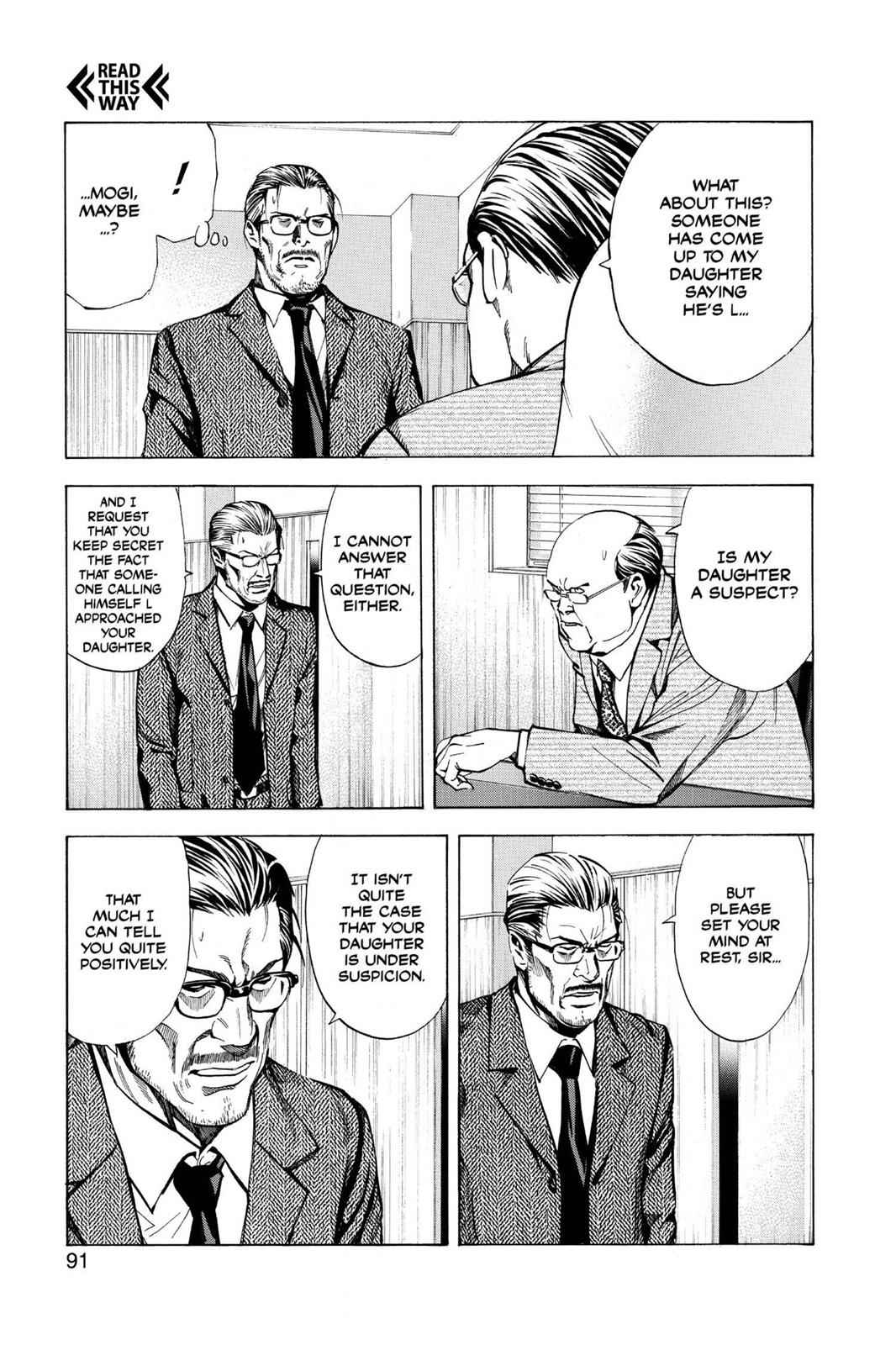 Death Note Chapter 21 Page 5