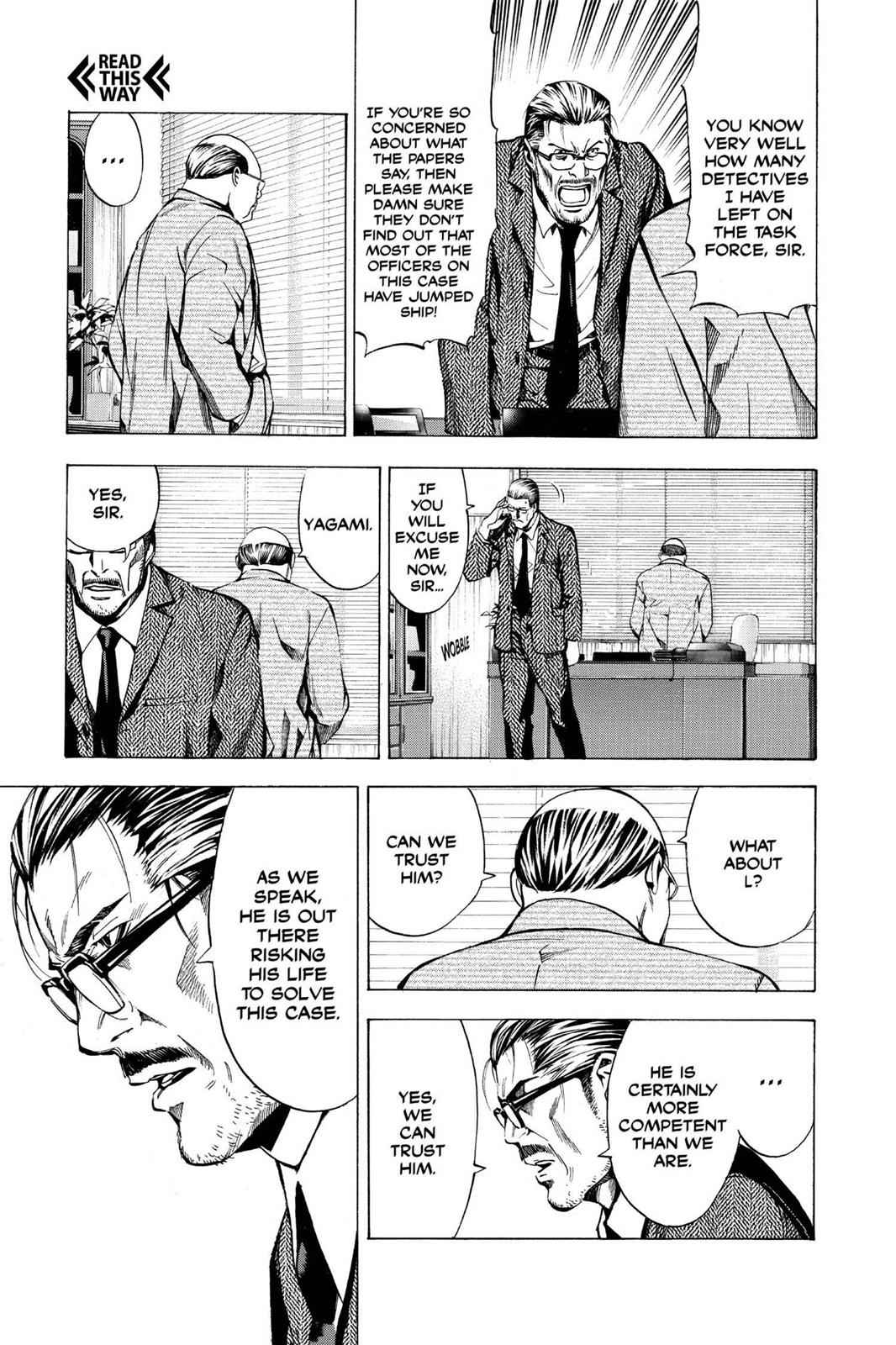Death Note Chapter 21 Page 7
