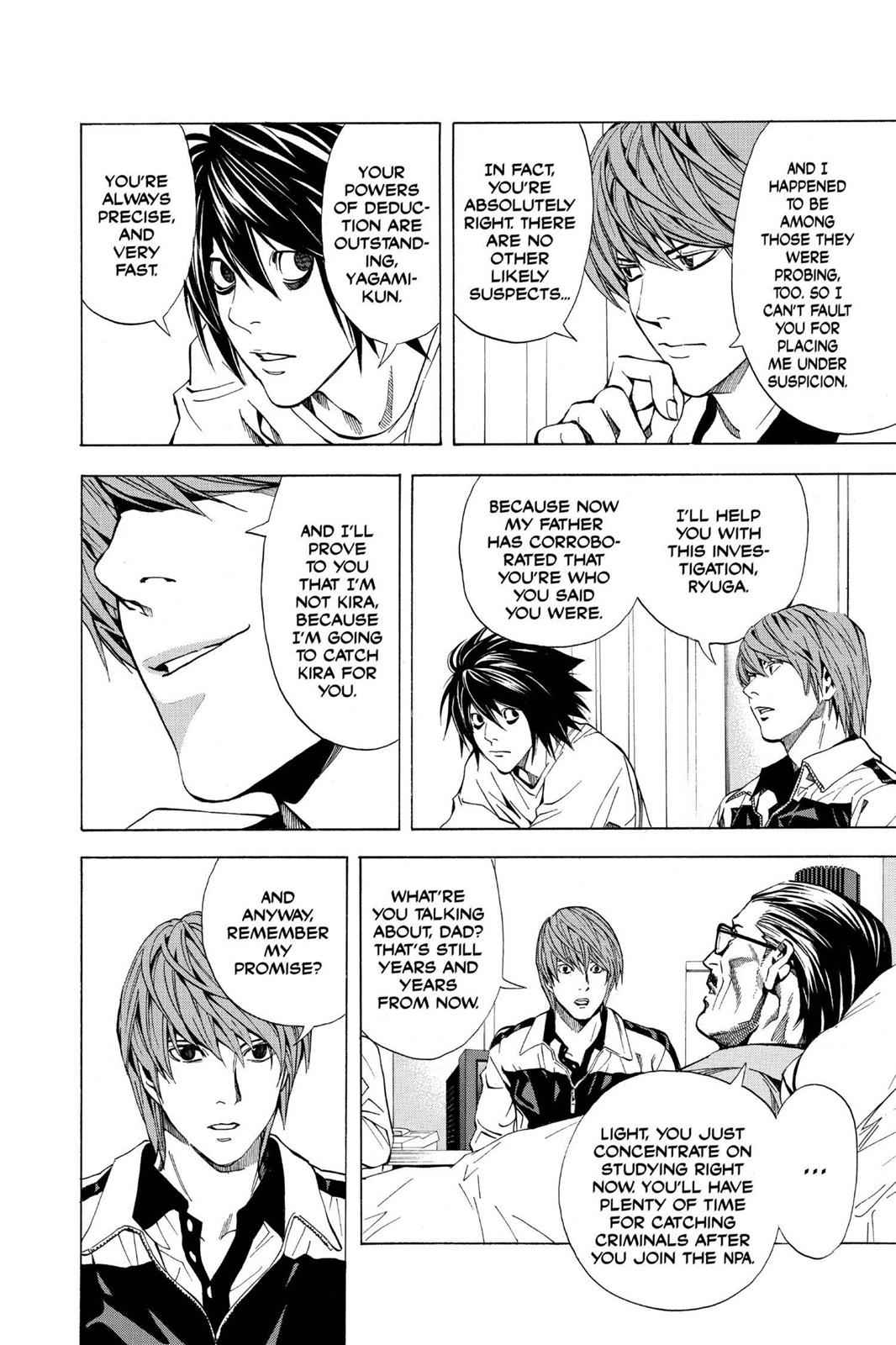 Death Note Chapter 22 Page 10