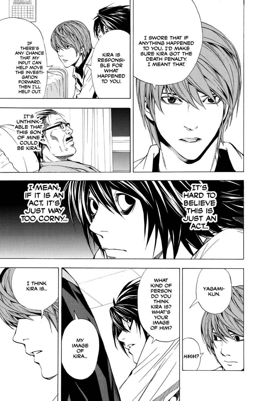 Death Note Chapter 22 Page 11