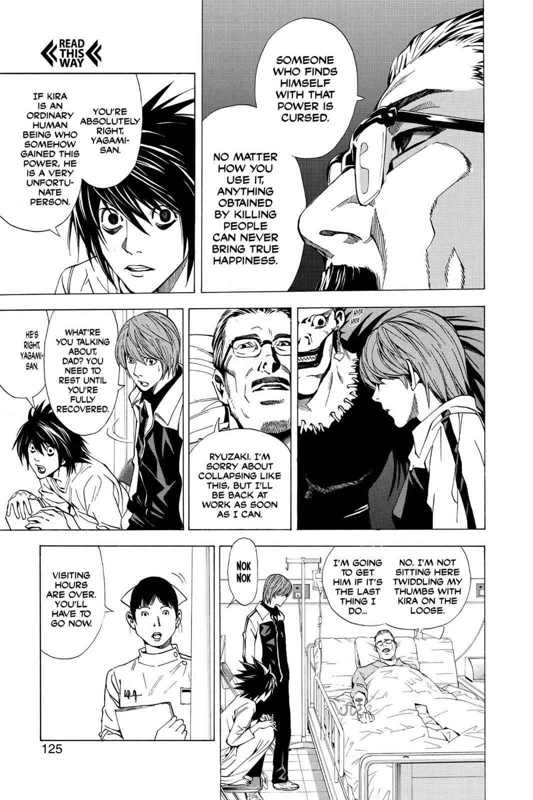 Death Note Chapter 22 Page 15