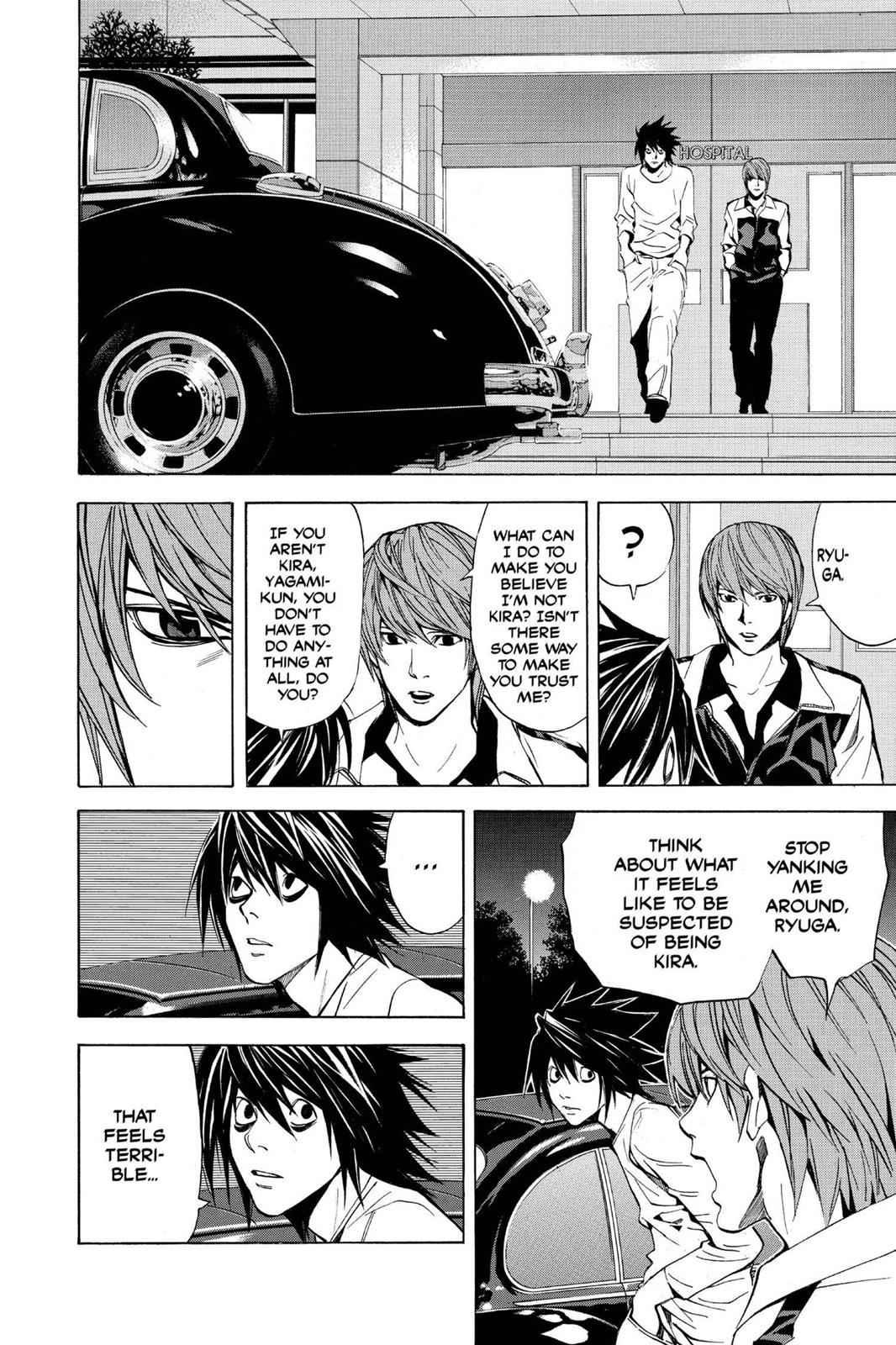 Death Note Chapter 22 Page 16