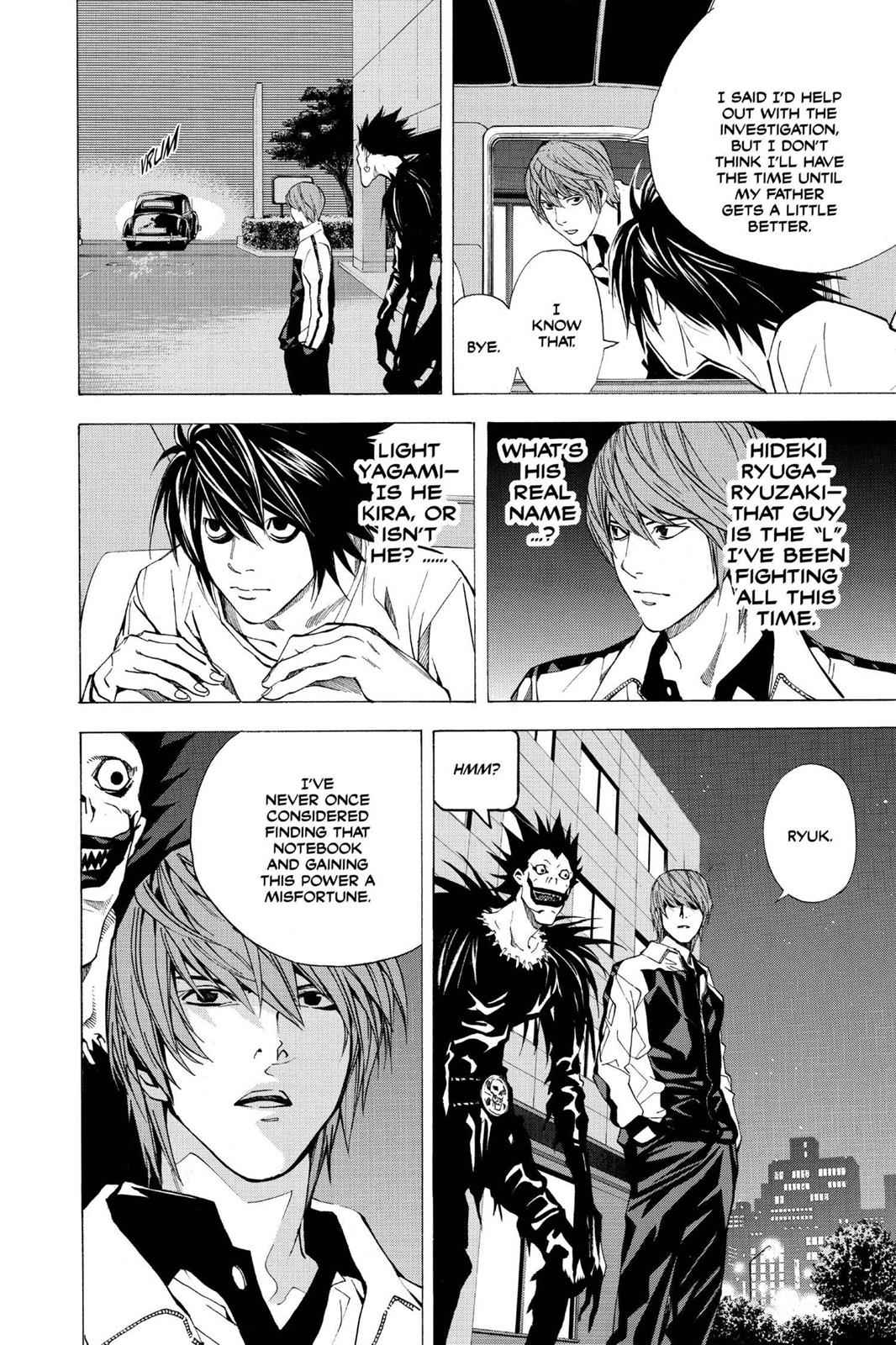Death Note Chapter 22 Page 18