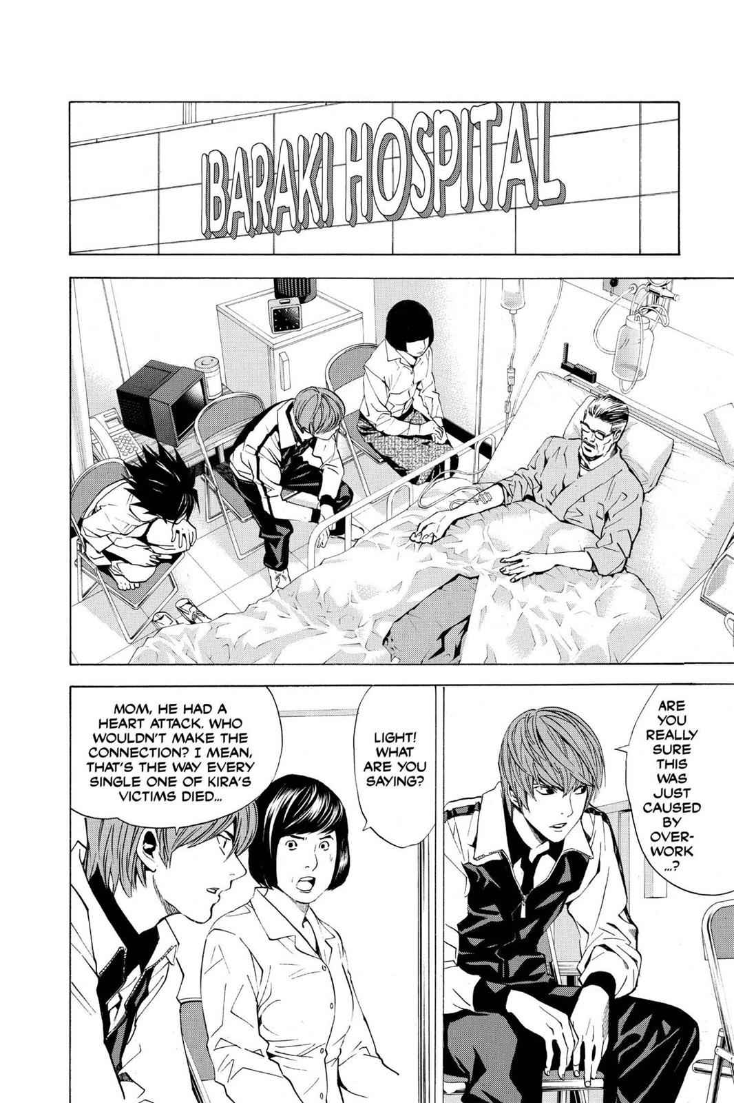 Death Note Chapter 22 Page 4