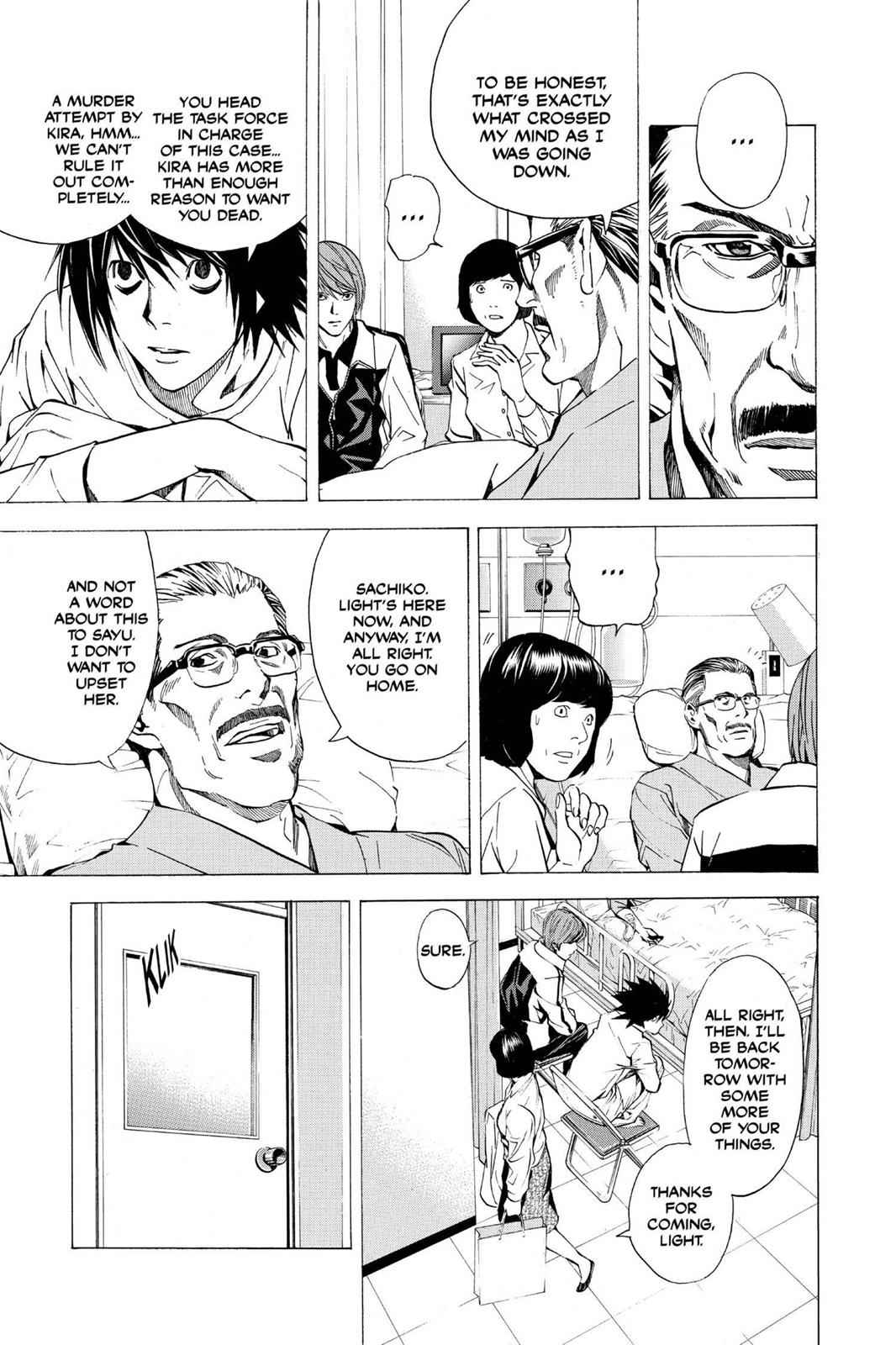 Death Note Chapter 22 Page 5